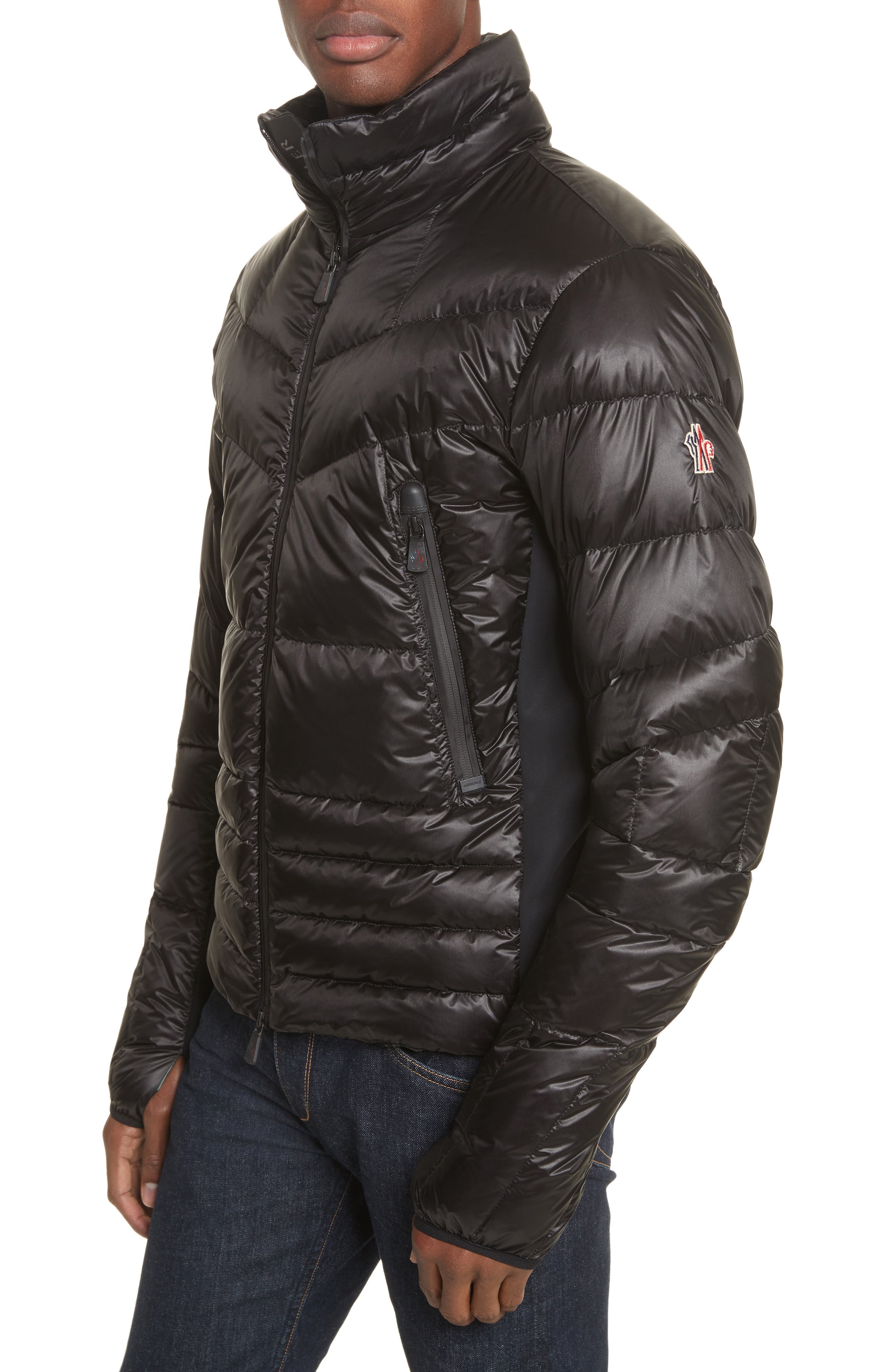 Grenoble Canmore Down Jacket,                         Main,                         color, Black