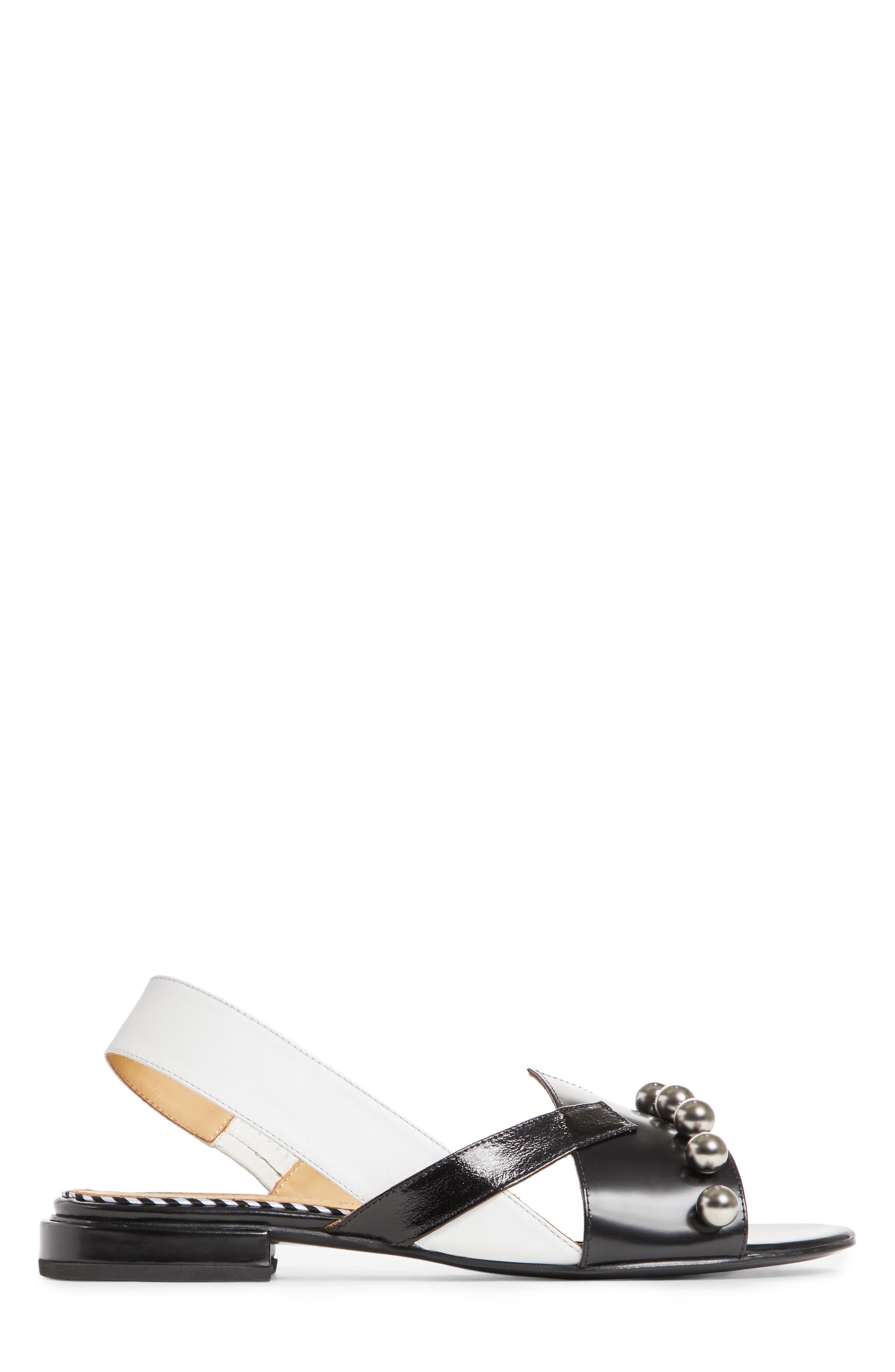 Alternate Image 2  - TOGA PULLA Embellished Colorblock Slingback Sandal (Women)