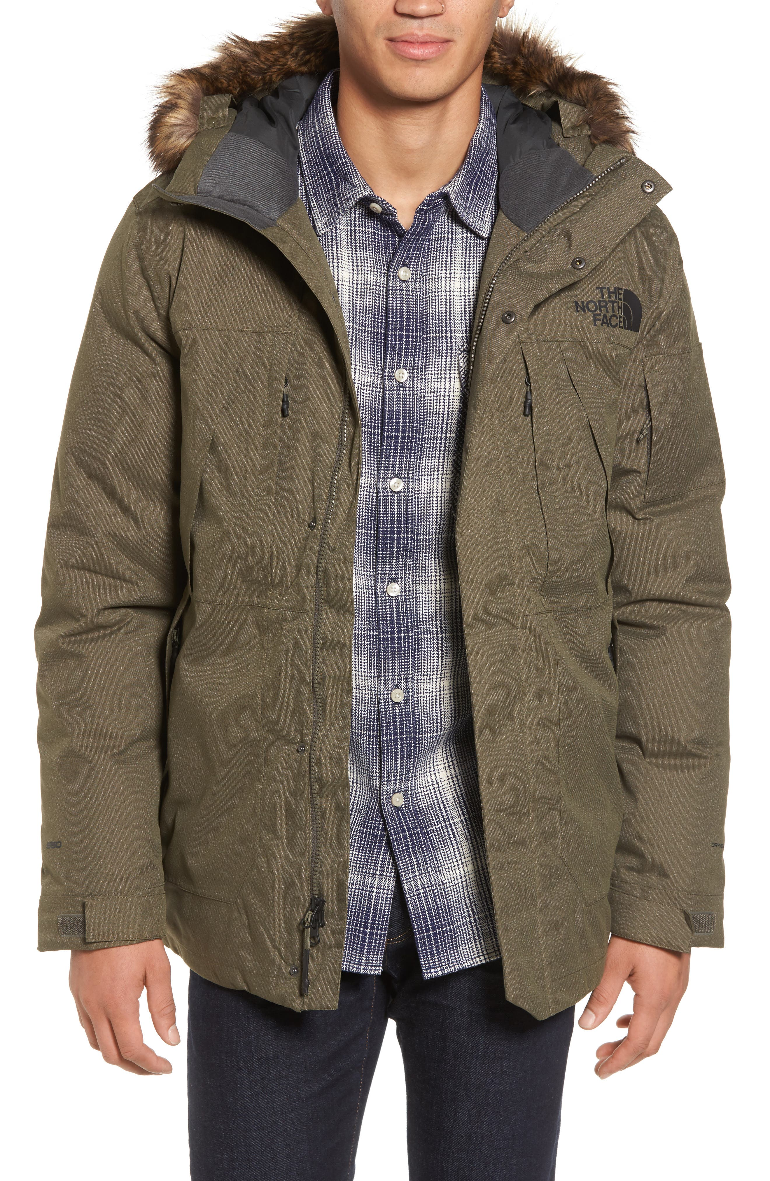 Alternate Image 1 Selected - The North Face Outer Boroughs Waterproof Parka