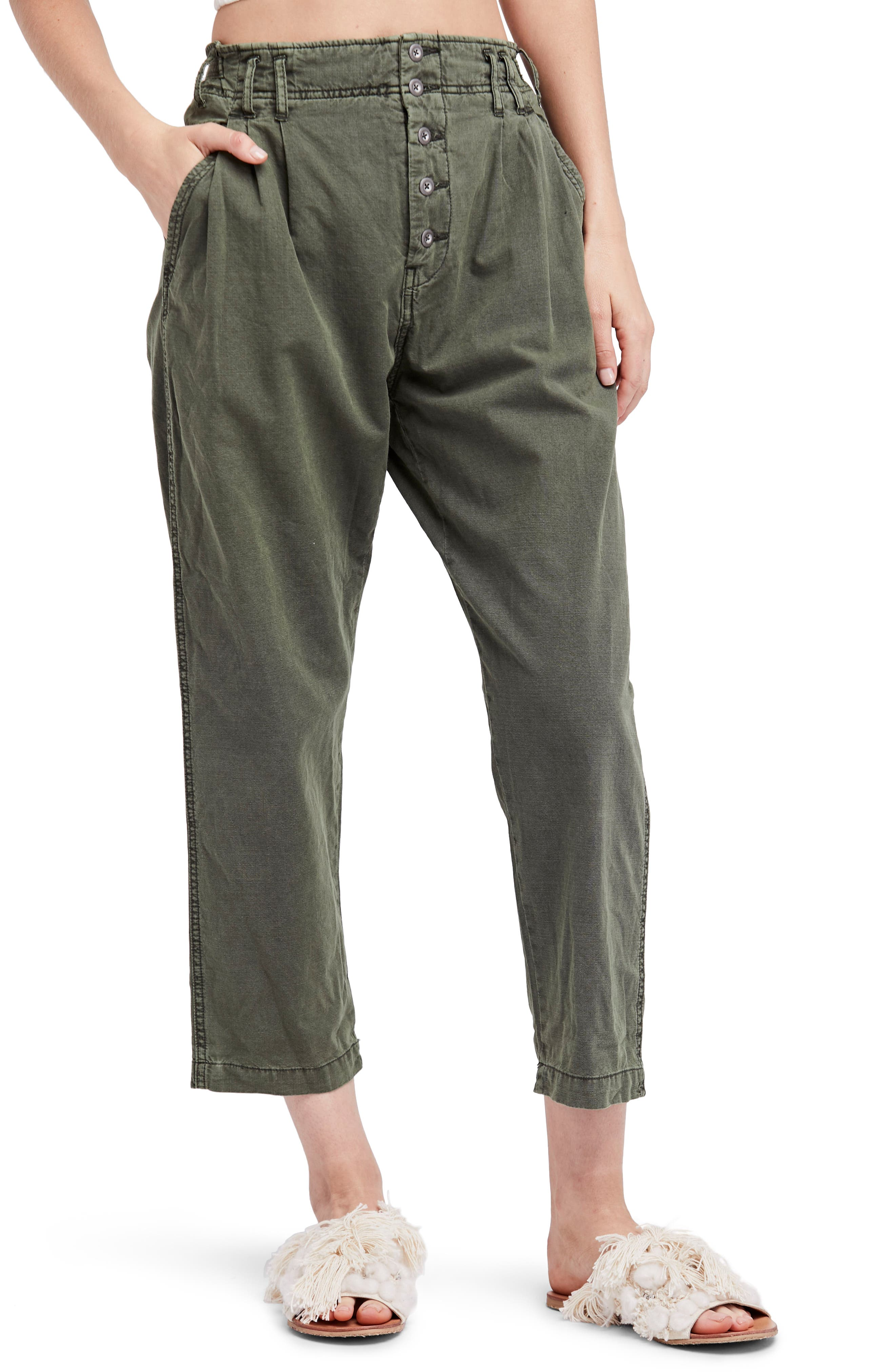 Main Image - Free People Compass Star Trousers