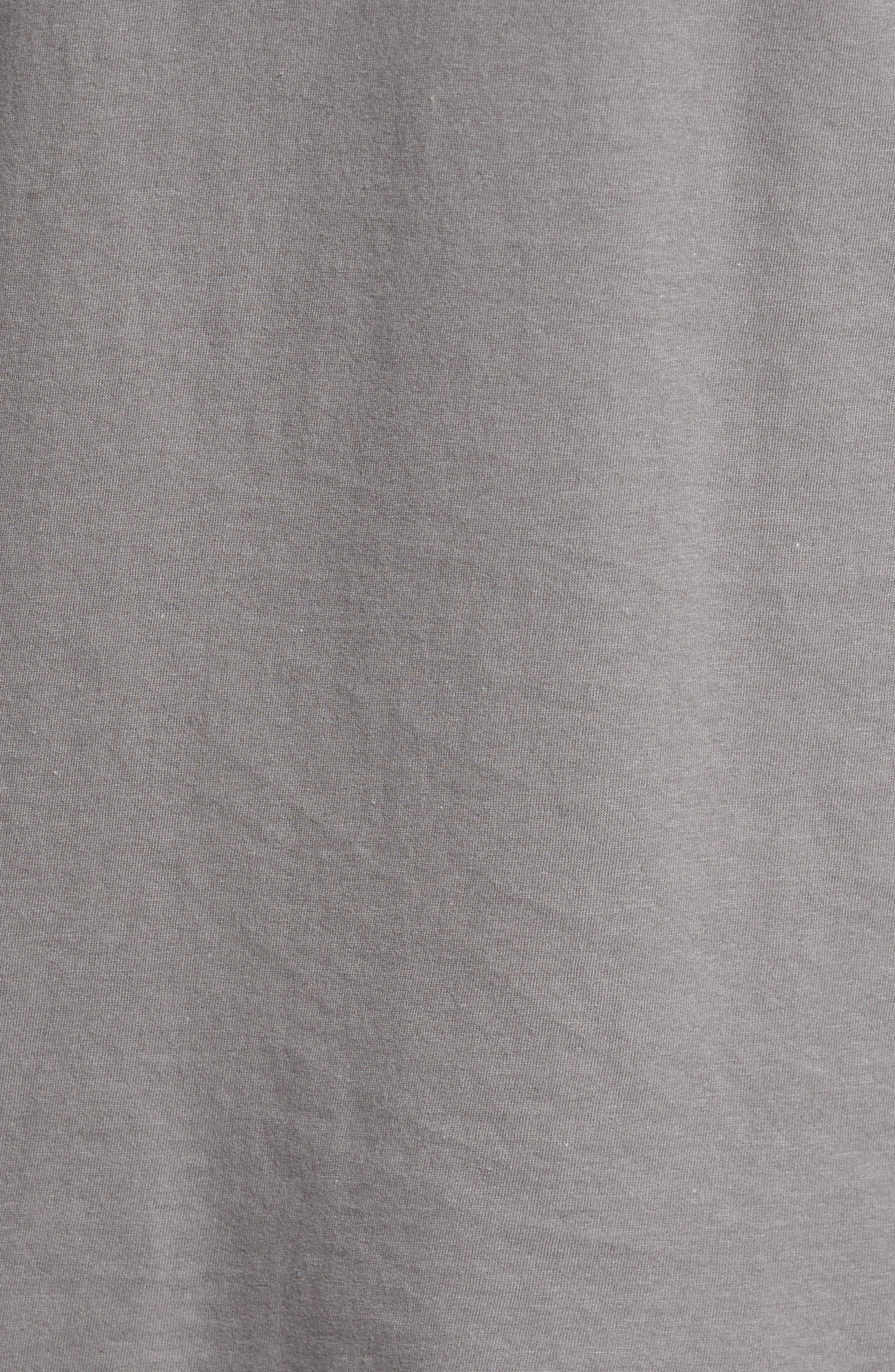 Gnome T-Shirt,                             Alternate thumbnail 5, color,                             Grey Gnome