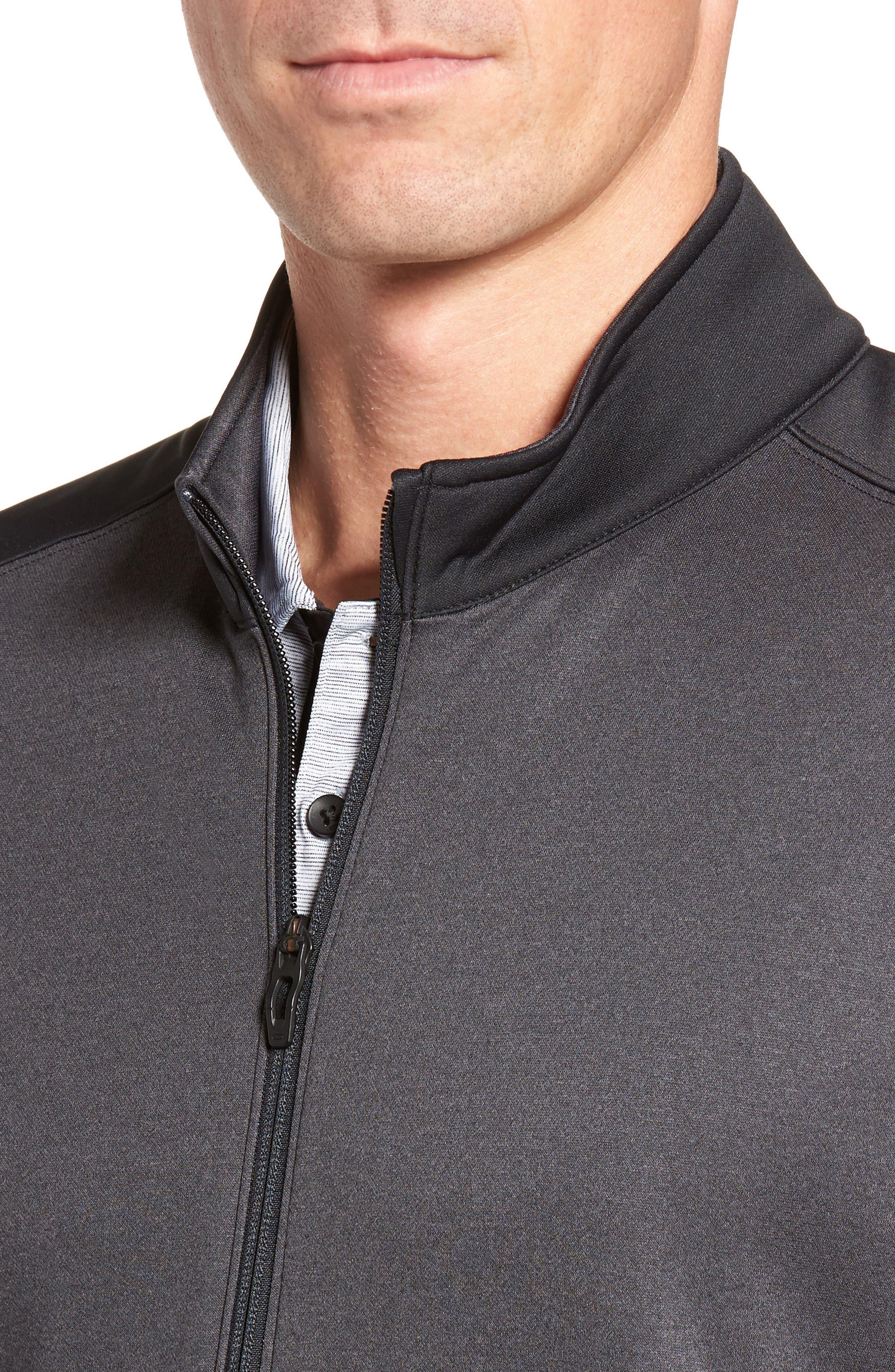 Range Vest,                             Alternate thumbnail 4, color,                             Blackout