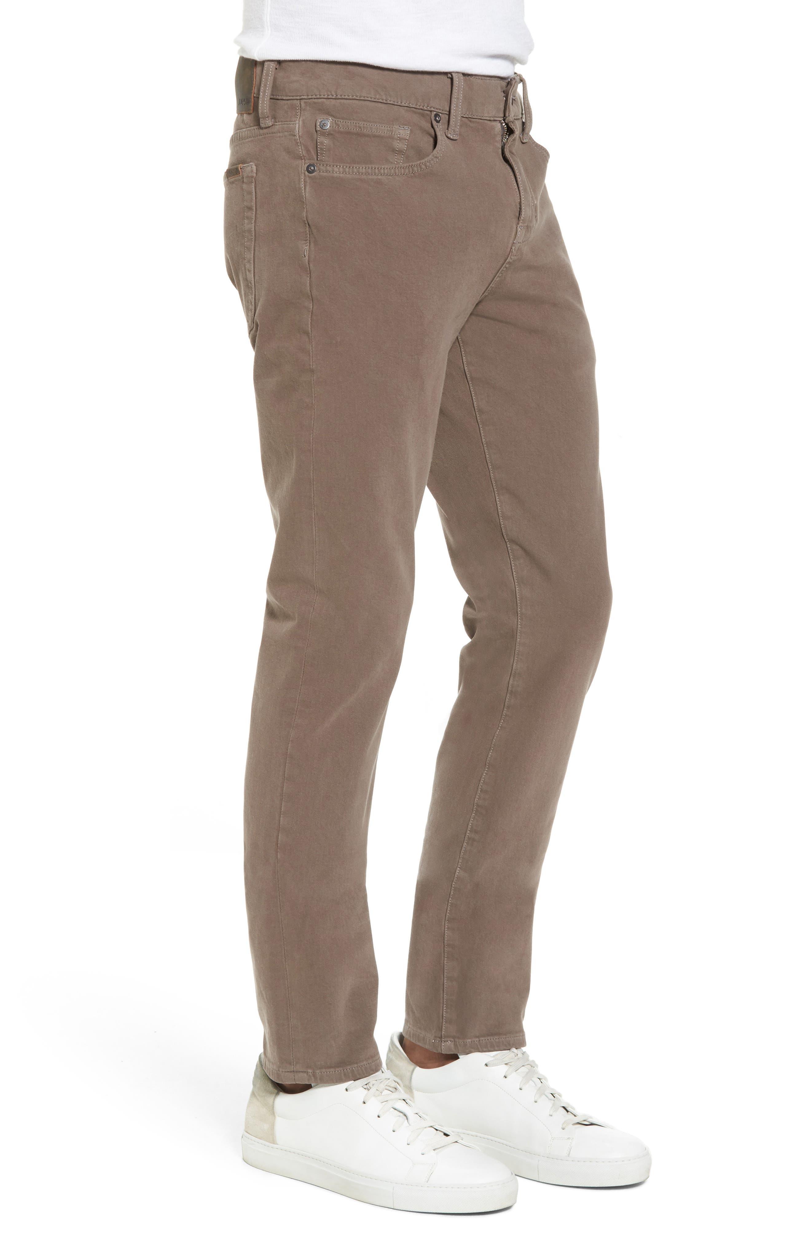 Kinetic Slim Fit Jeans,                             Alternate thumbnail 3, color,                             Stonehenge