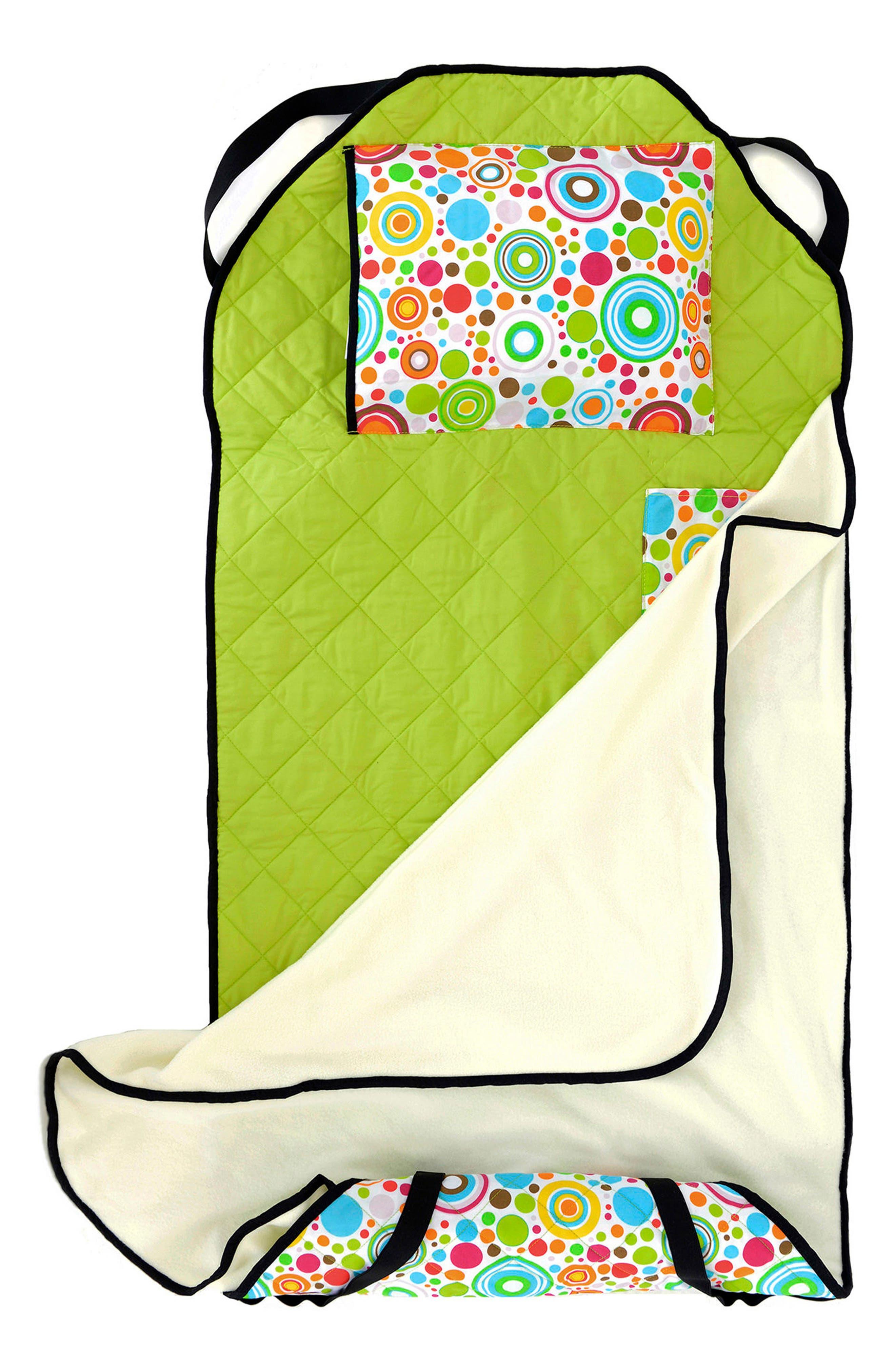 Tot Cot<sup>®</sup> Portable Nap Cot Bedding,                         Main,                         color, Planets