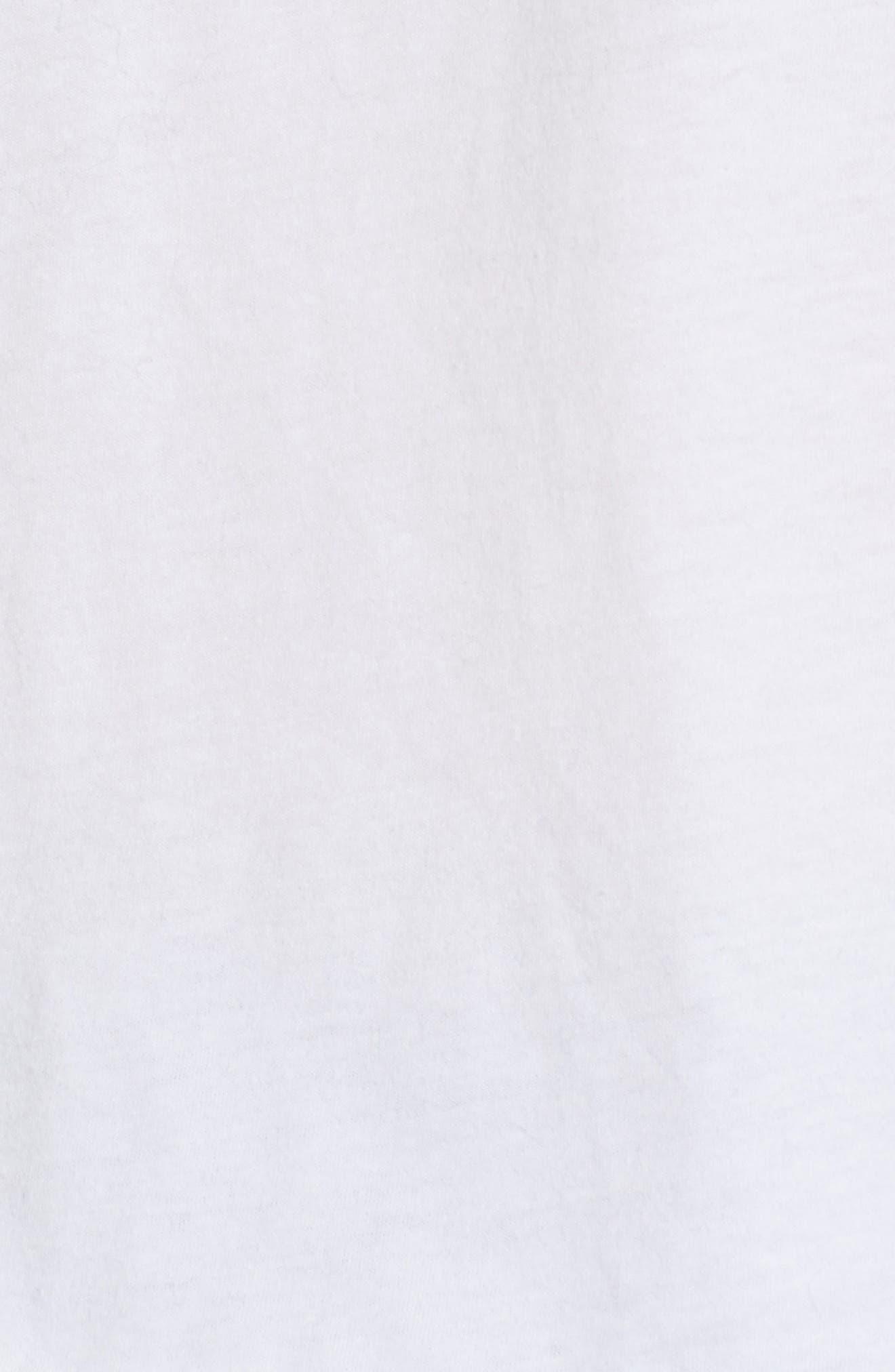 Get Lost Lombardo Tee,                             Alternate thumbnail 5, color,                             White Multi