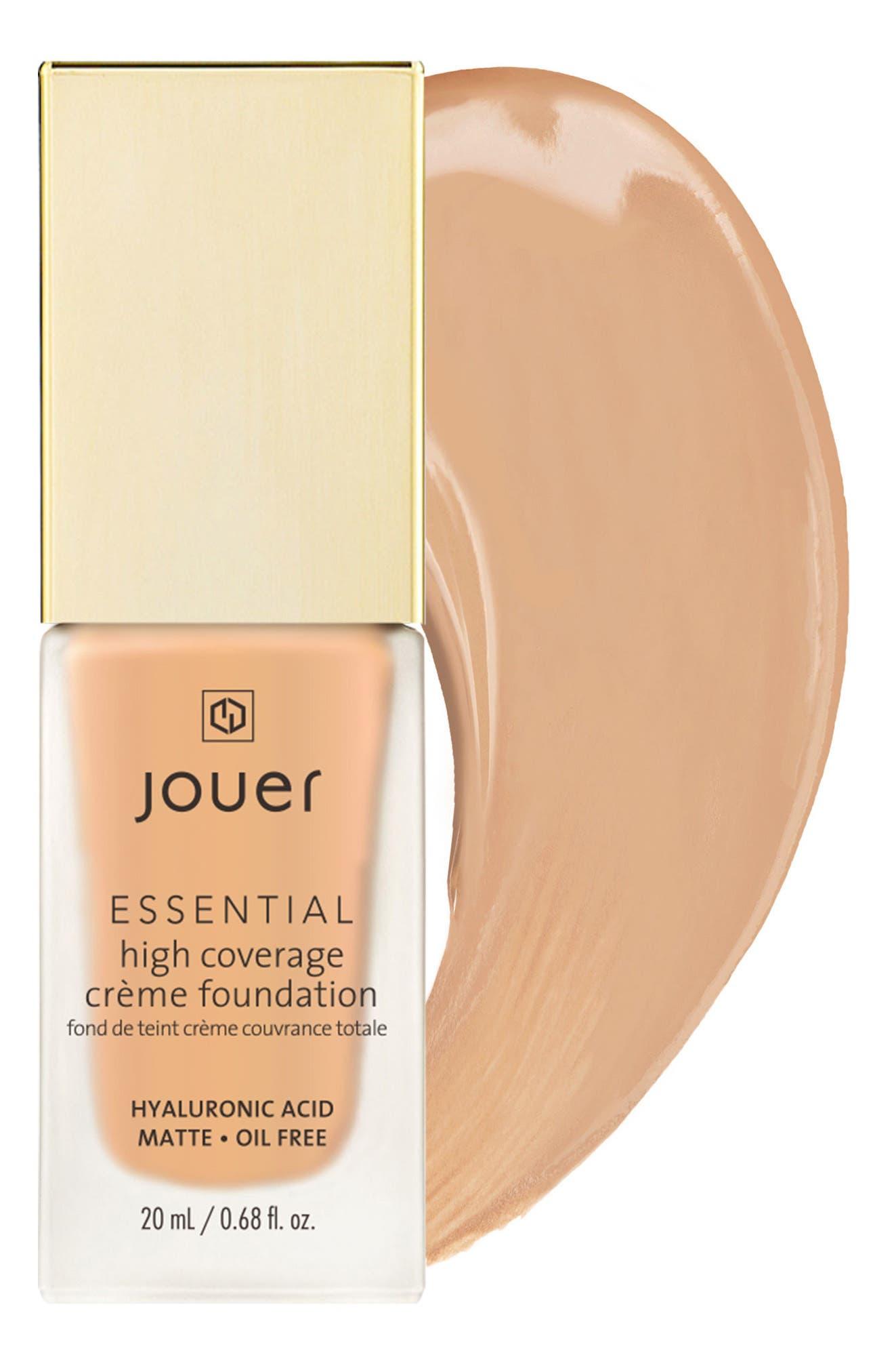 Alternate Image 2  - Jouer Essential High Coverage Crème Foundation