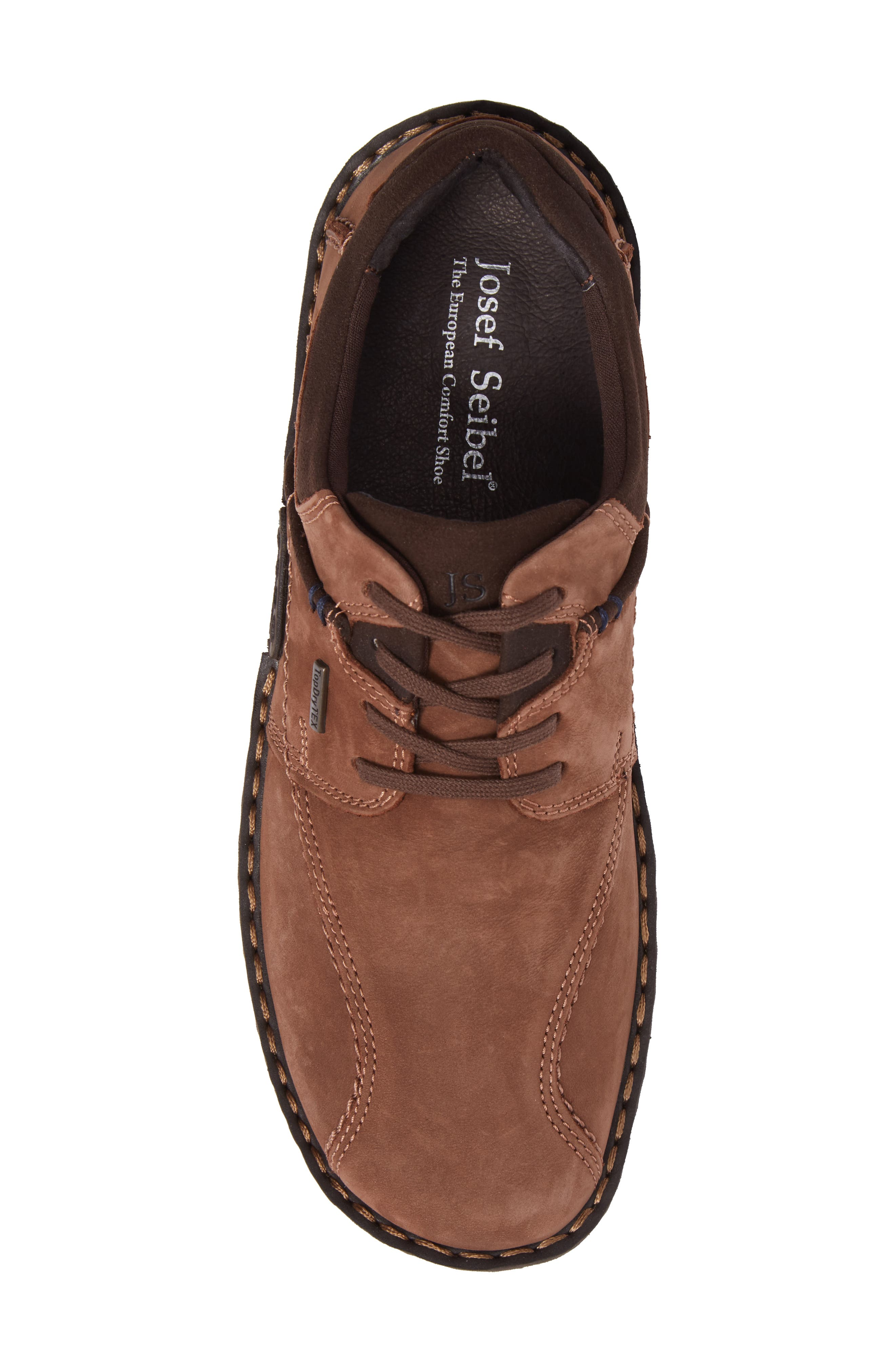 Willow Waterproof Sneaker,                             Alternate thumbnail 5, color,                             Castagne