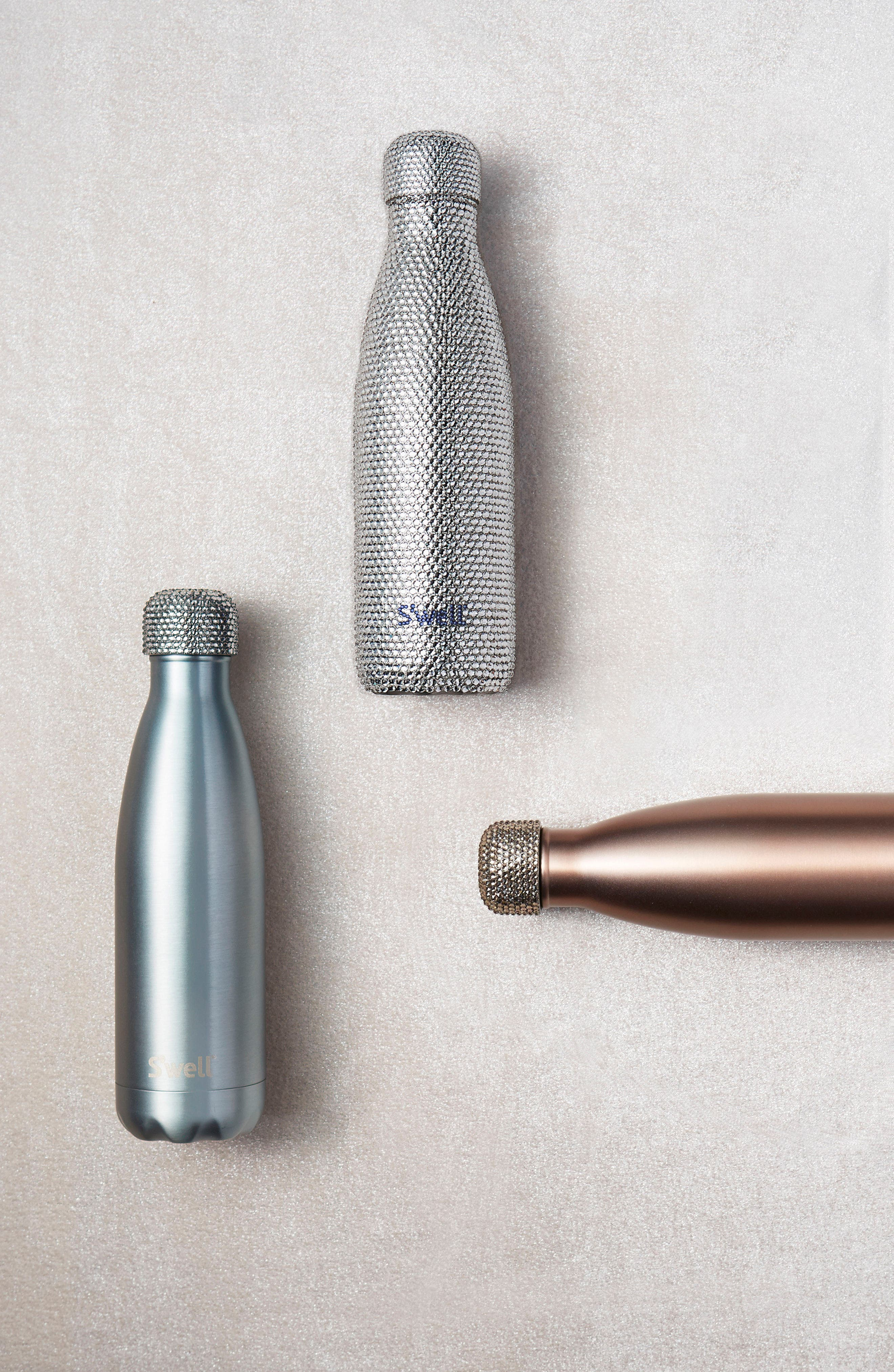 Alternate Image 4  - S'well Alina Swarovski Crystal Insulated Stainless Steel Water Bottle (Limited Edition)