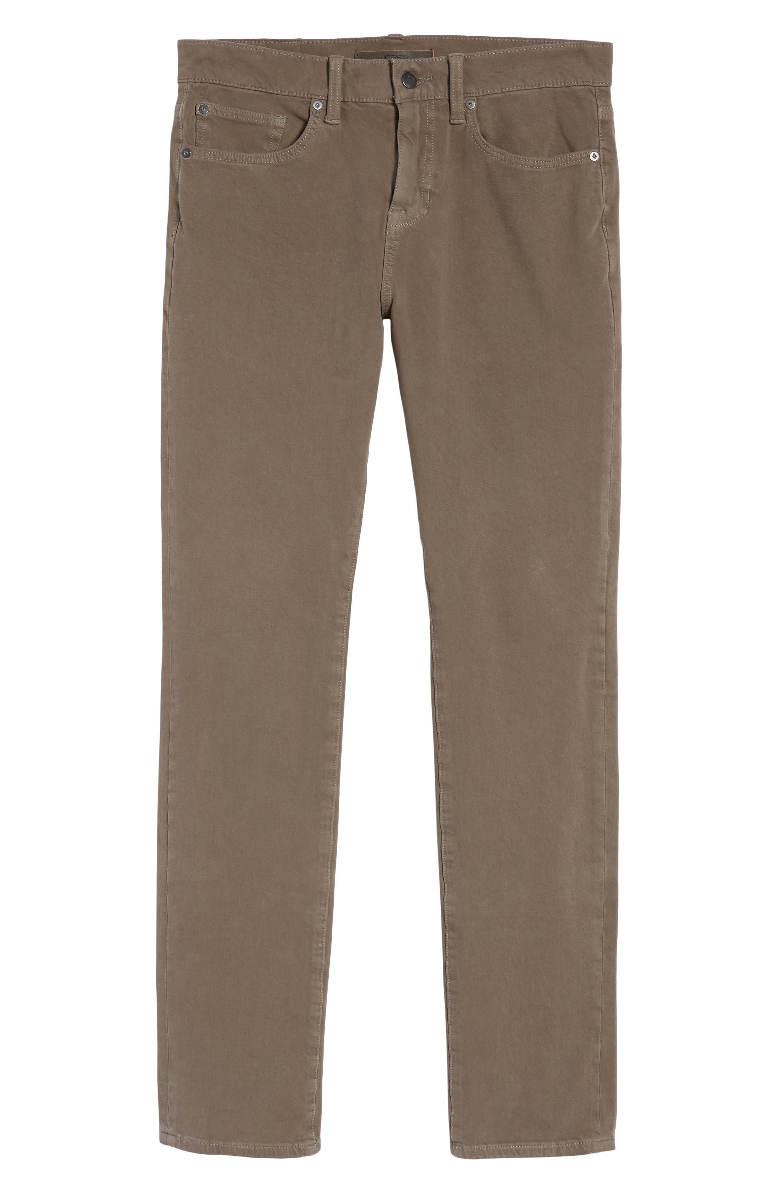 Kinetic Slim Fit Jeans,                             Alternate thumbnail 6, color,                             Stonehenge