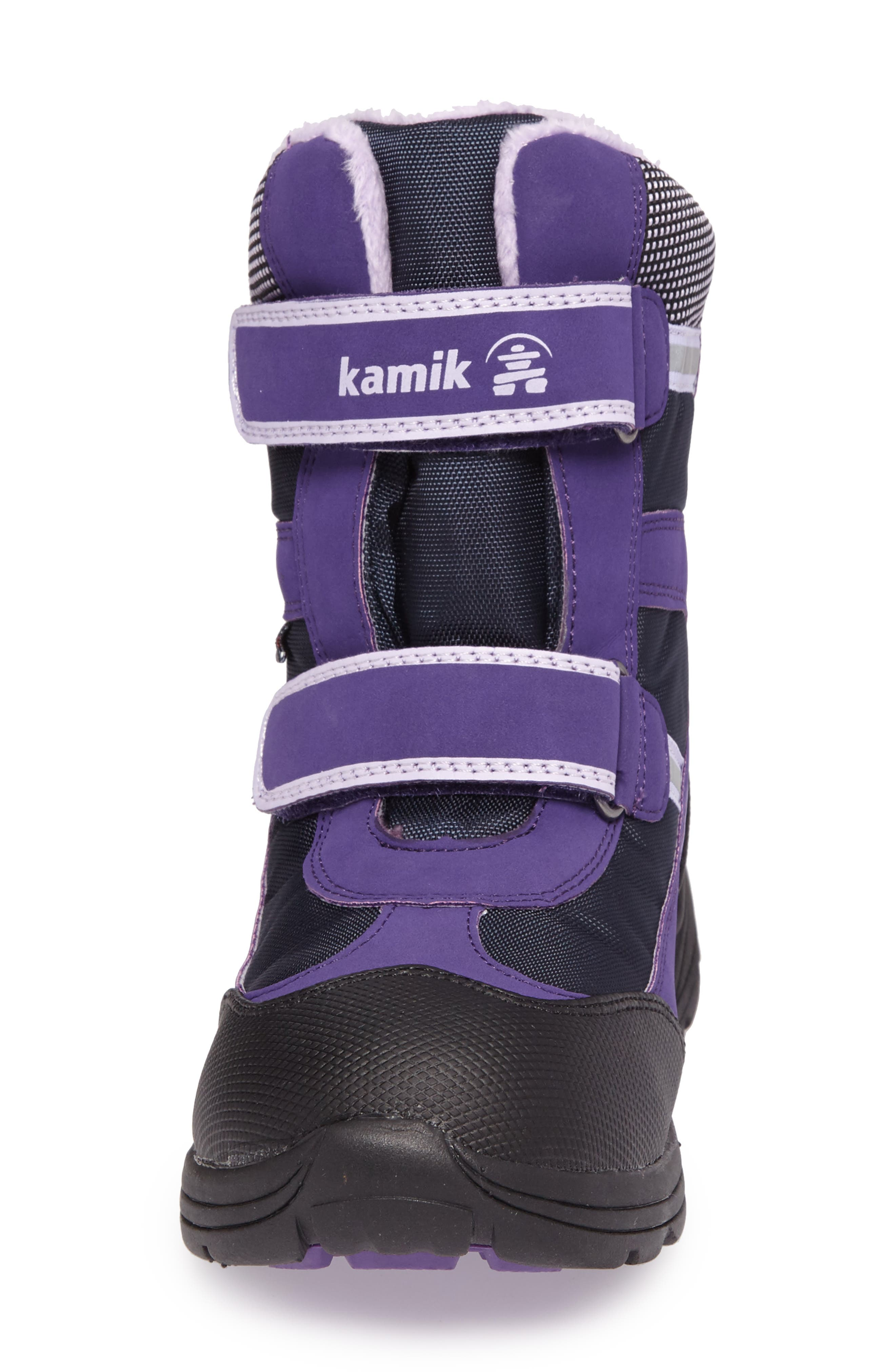 Alternate Image 4  - Kamik Slate Snow Boot (Toddler, Little Kid & Big Kid)
