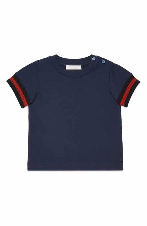 bd3d8c9ce2532 Gucci Knit Cuff T-Shirt (Baby Boys)