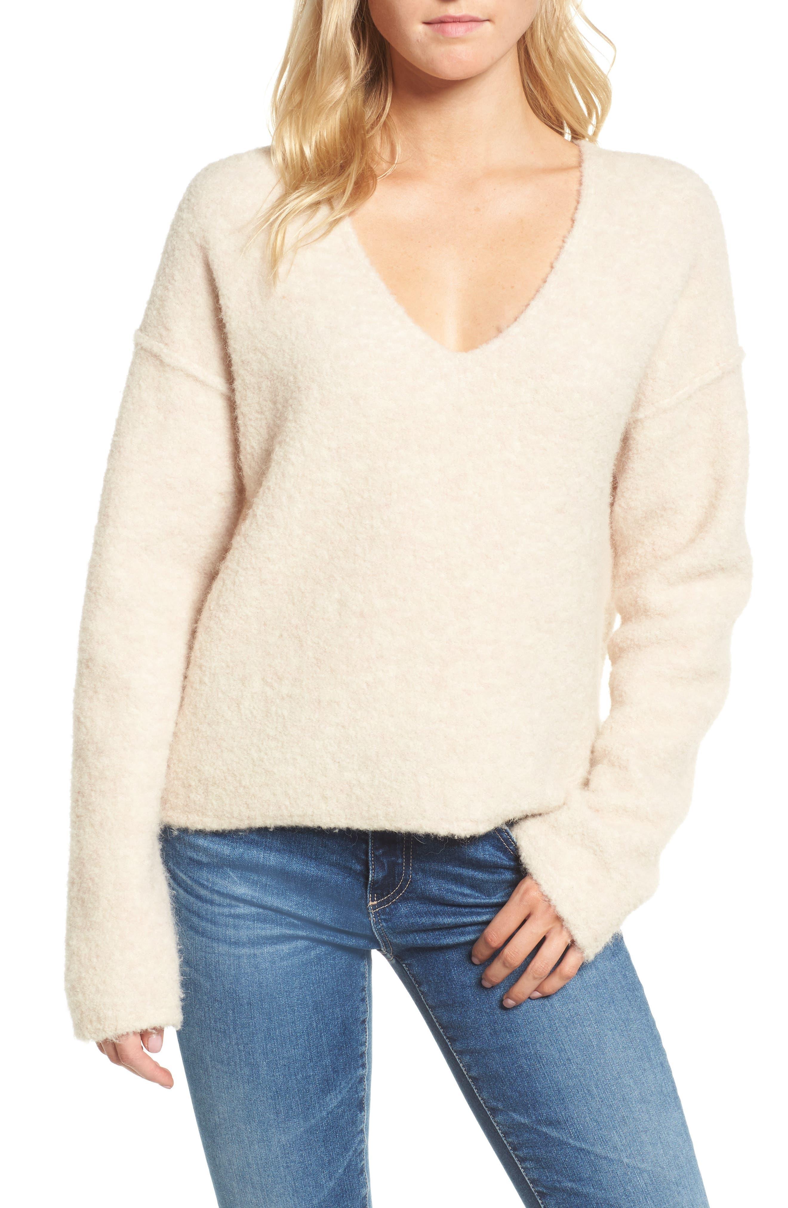 Alternate Image 1 Selected - AG Skye Sweater
