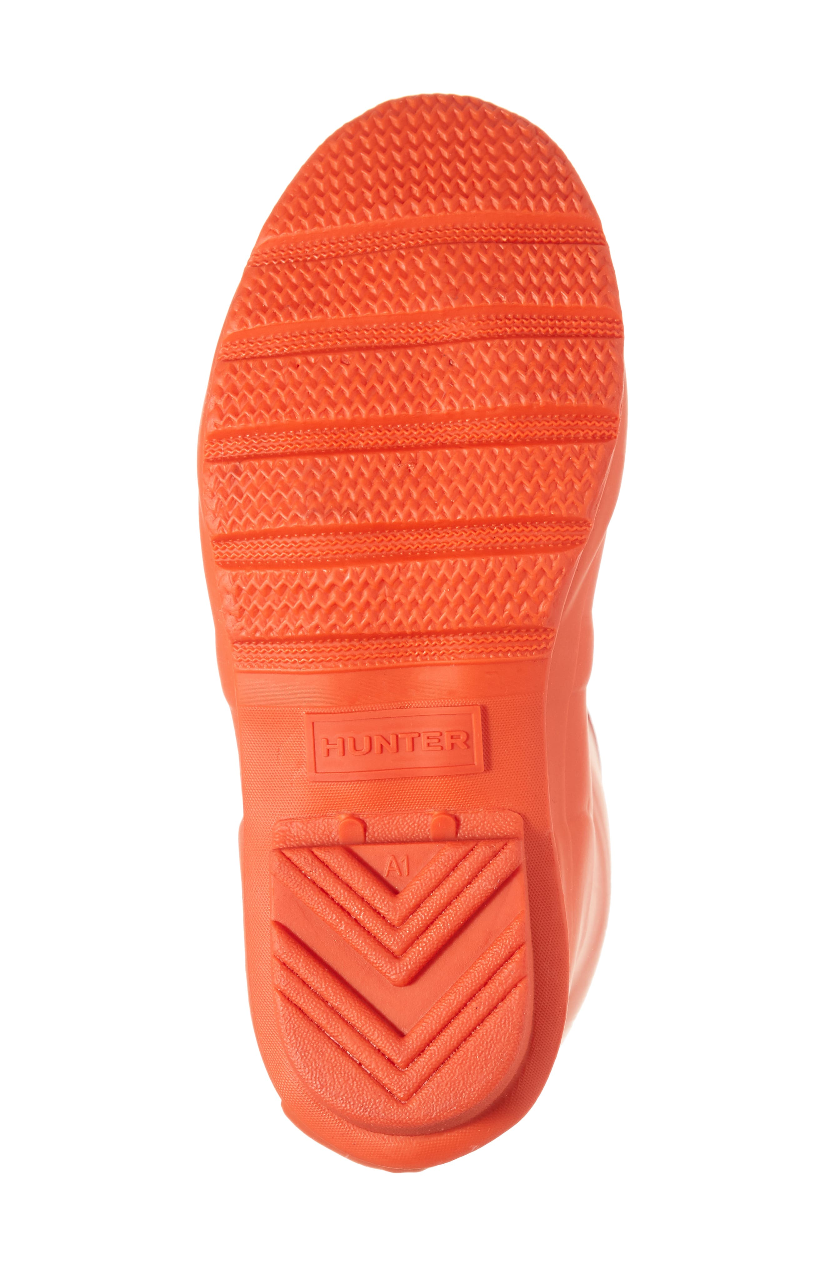 'Original' Rain Boot,                             Alternate thumbnail 6, color,                             Orange