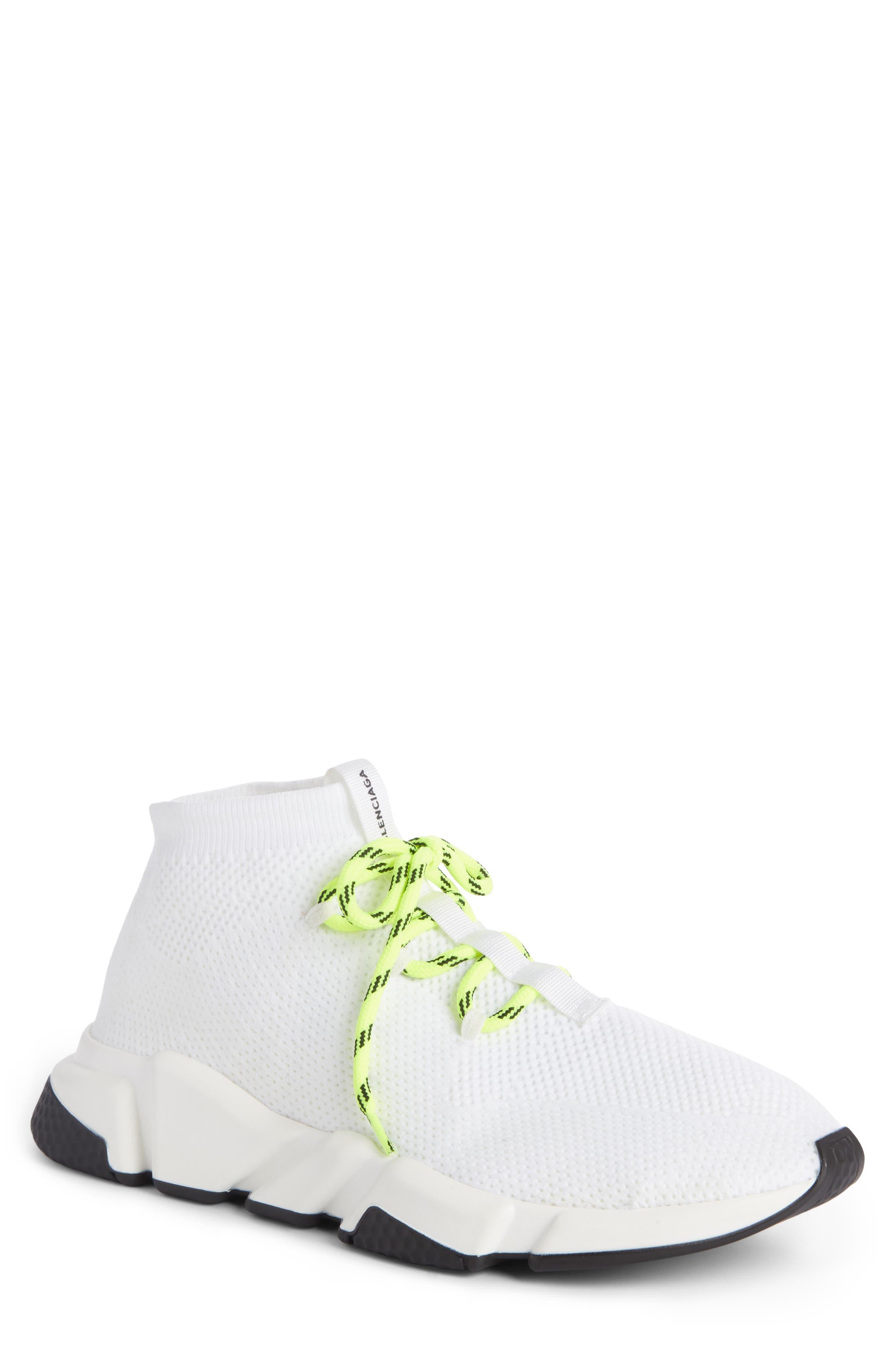 Balenciaga Mid-Top Sneaker (Men)