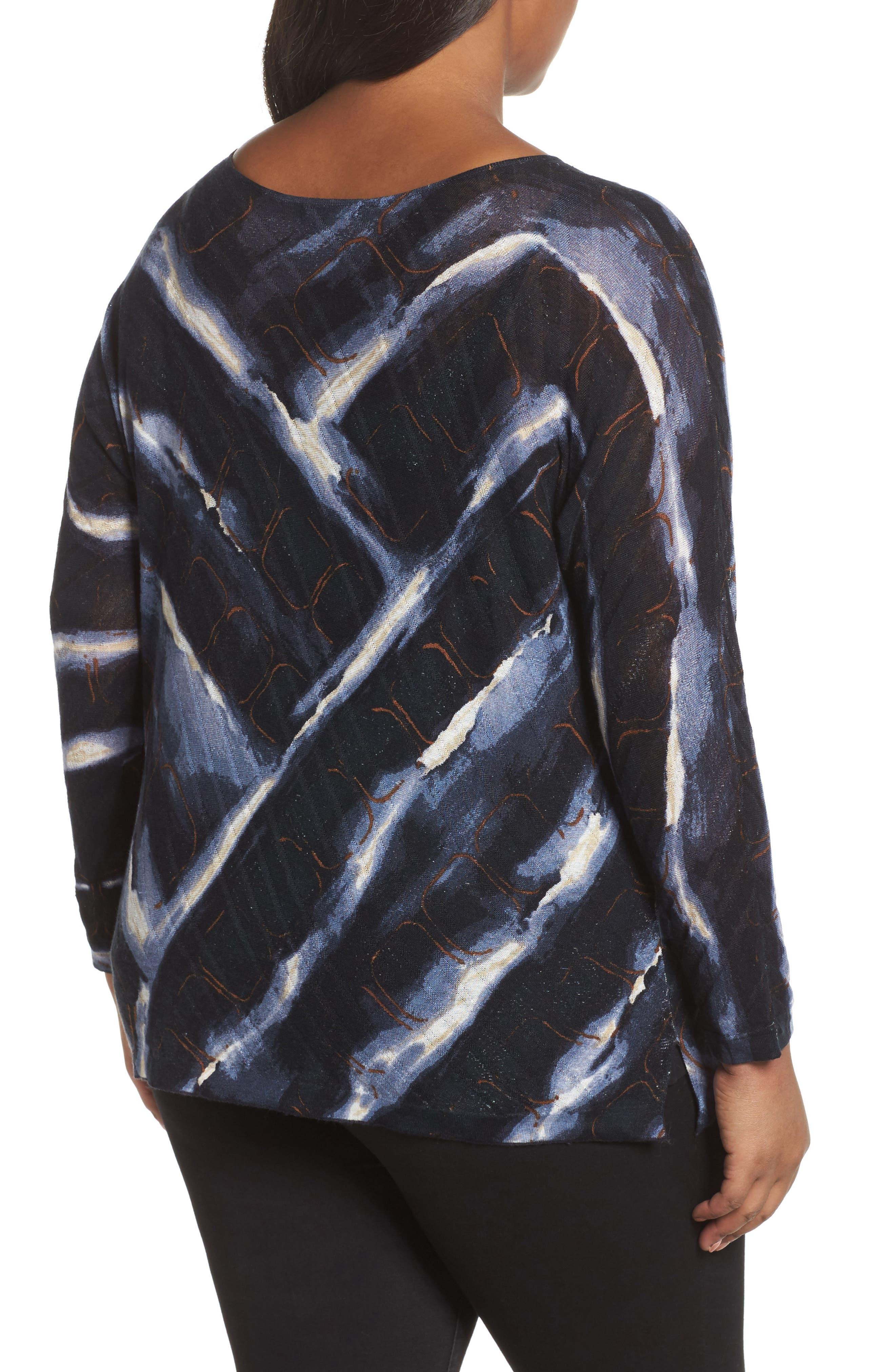Wave Sweater,                             Alternate thumbnail 2, color,                             Multi
