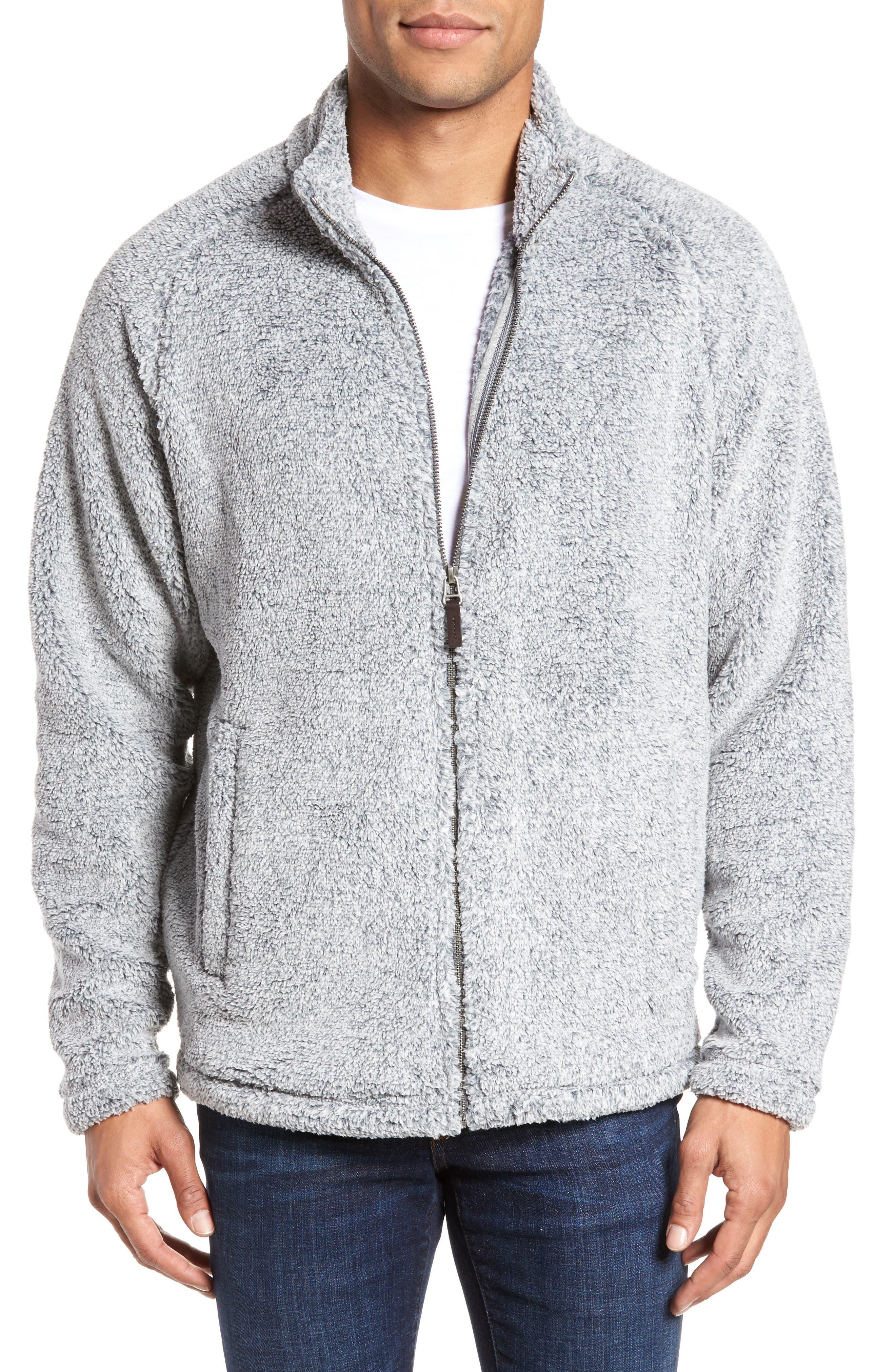 Nordstrom Men's Shop Polar Fleece Jacket