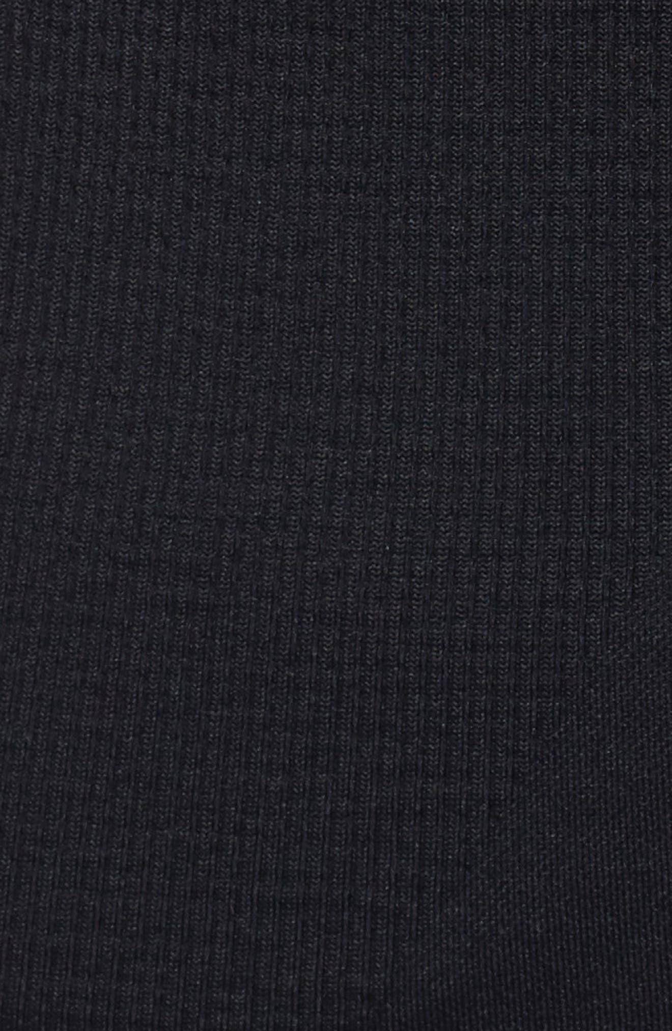 Blackout Jacket,                             Alternate thumbnail 6, color,                             Black