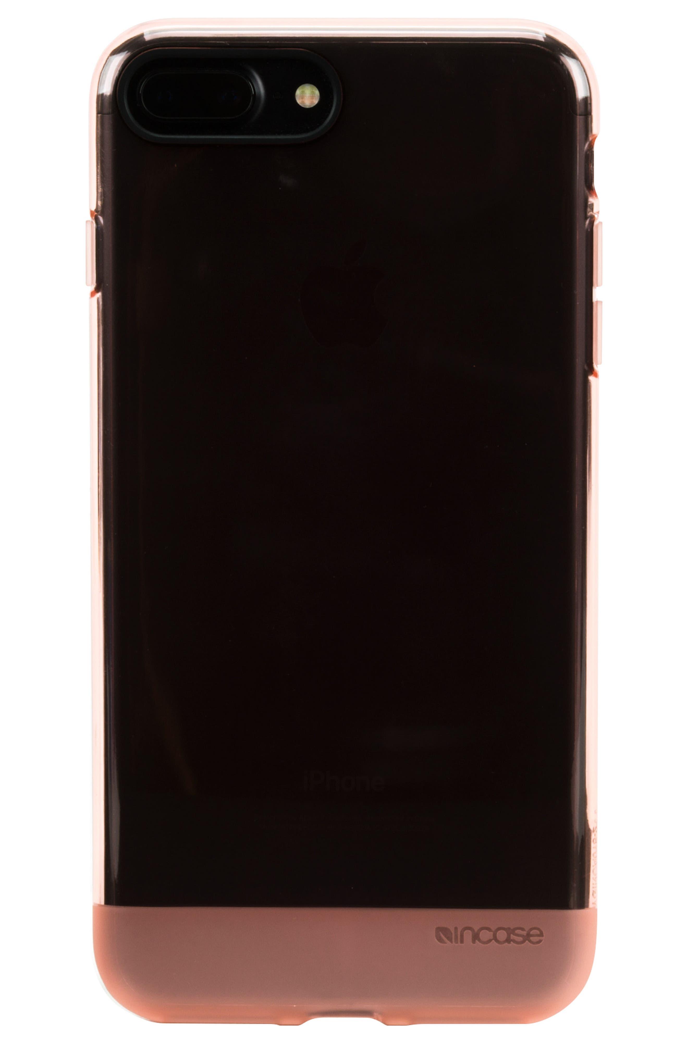 Protective iPhone 7 Plus/8 Plus Case,                             Main thumbnail 1, color,                             Rose Quartz