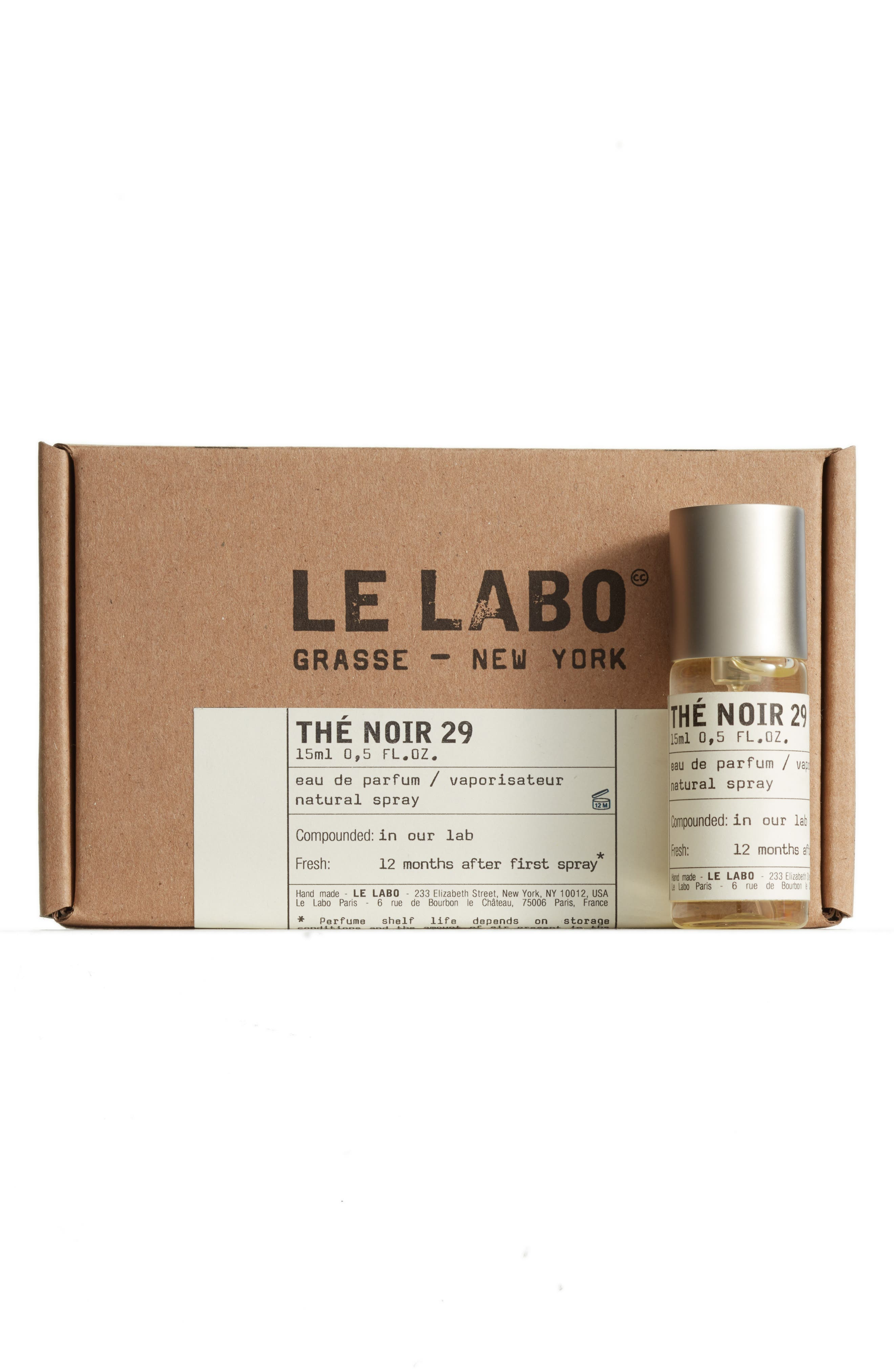 Alternate Image 5  - Le Labo Thé Noir 29 Eau de Parfum Natural Spray (Nordstrom Exclusive)