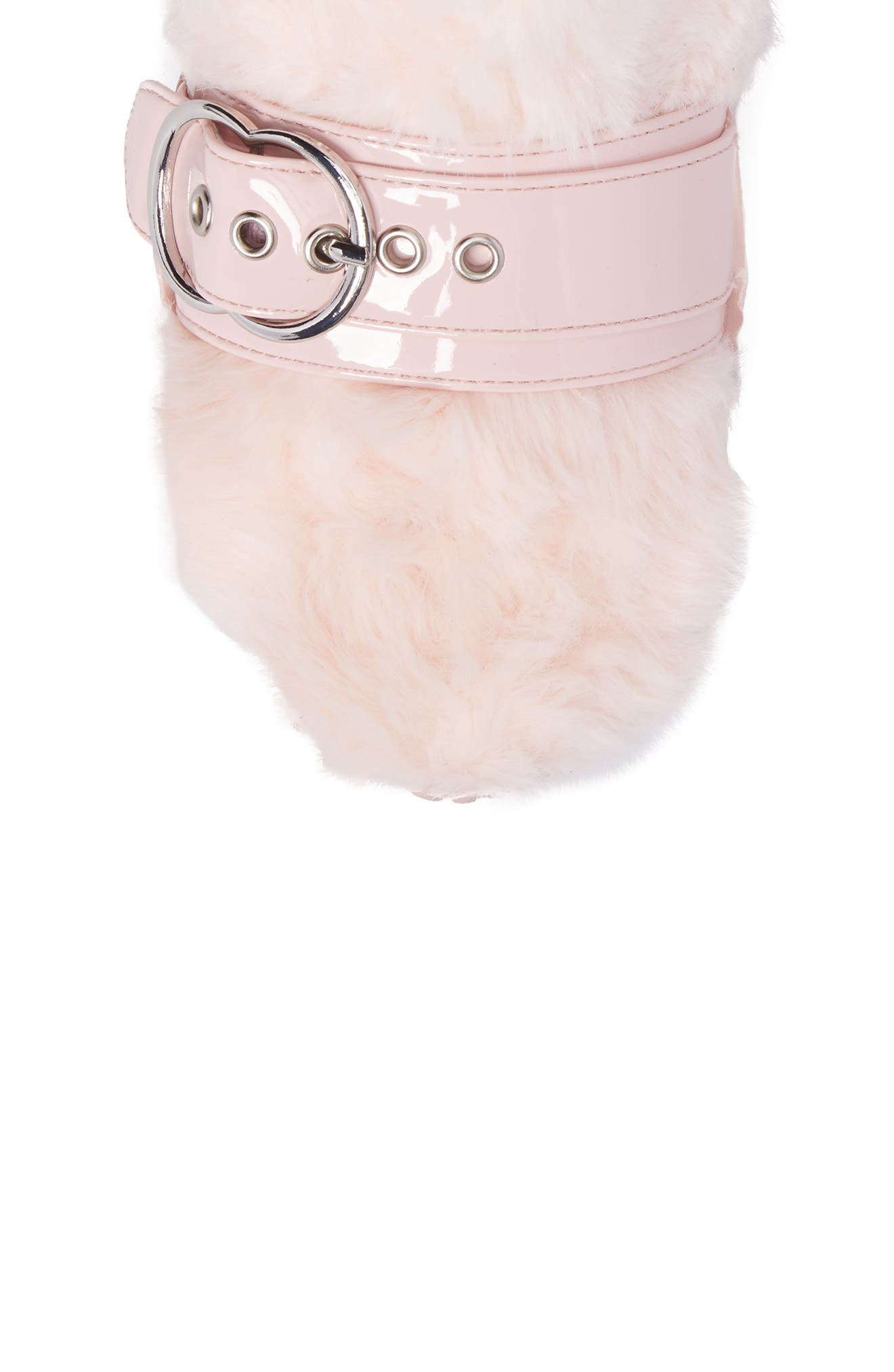 Alternate Image 5  - Jeffrey Campbell Vivant Faux Fur Sneaker Boot (Women)