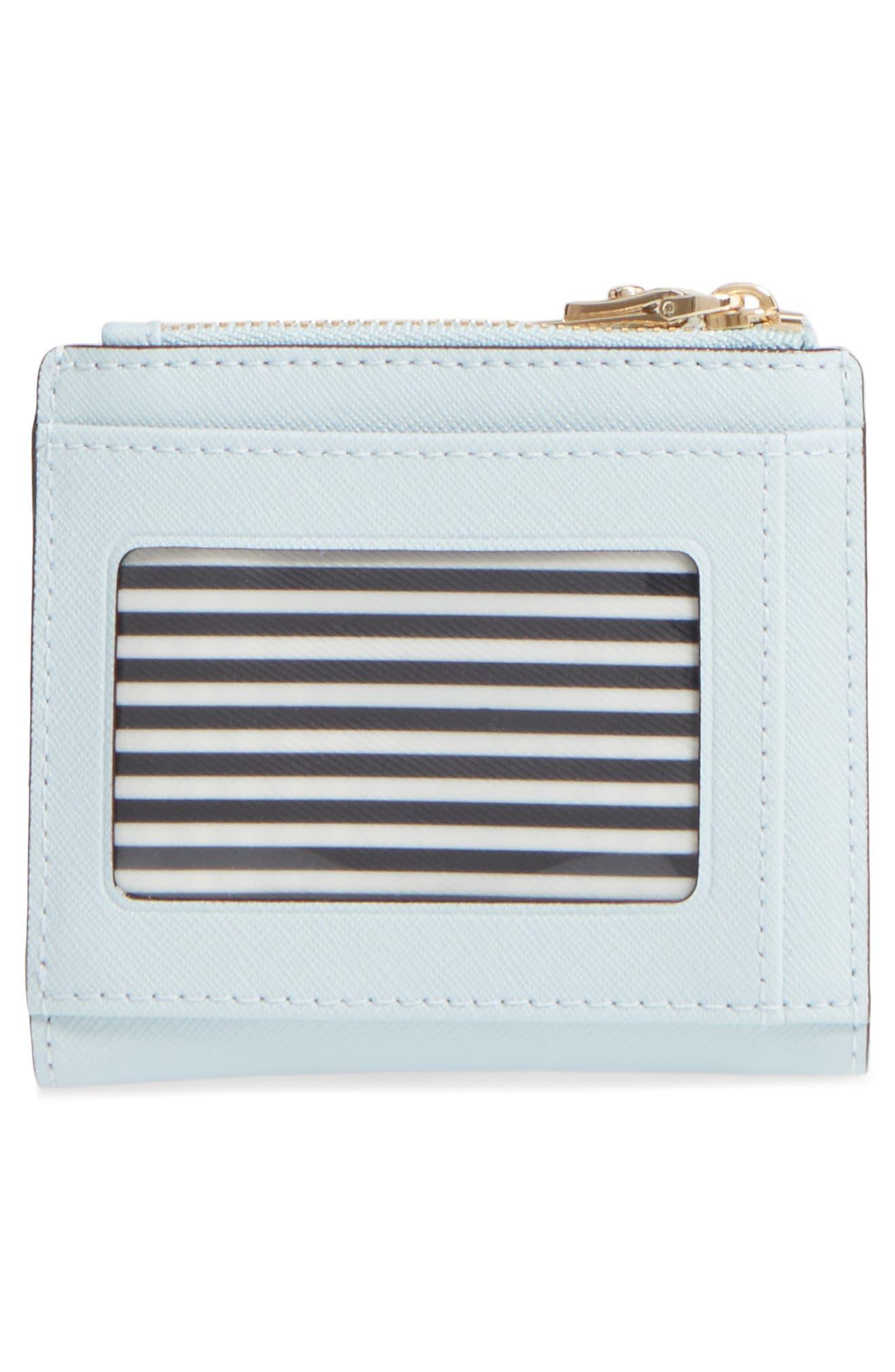 Alternate Image 4  - kate spade new york cameron street - adalyn slim leather wallet
