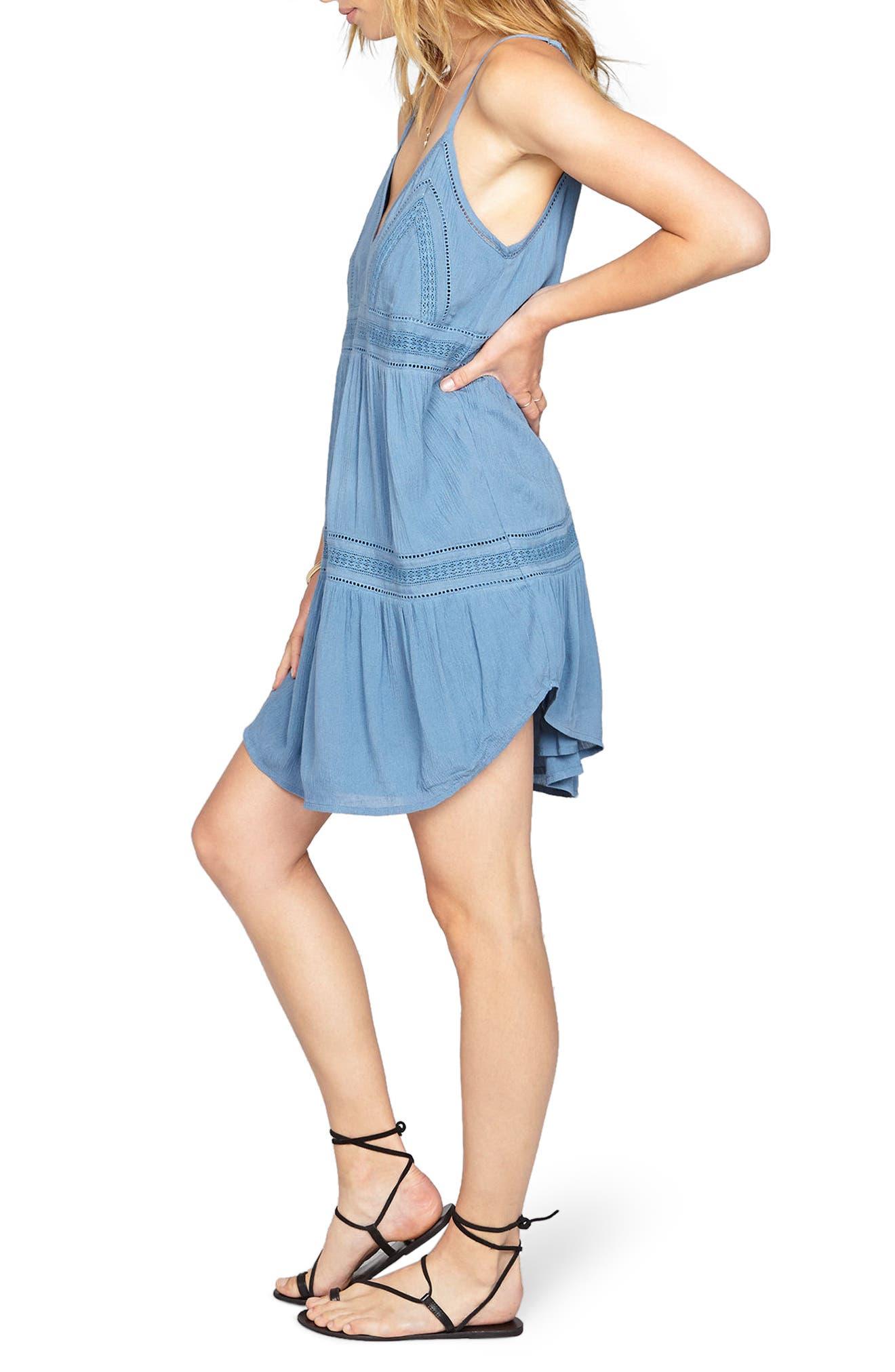 Alternate Image 3  - Amuse Society Summer Light Dress