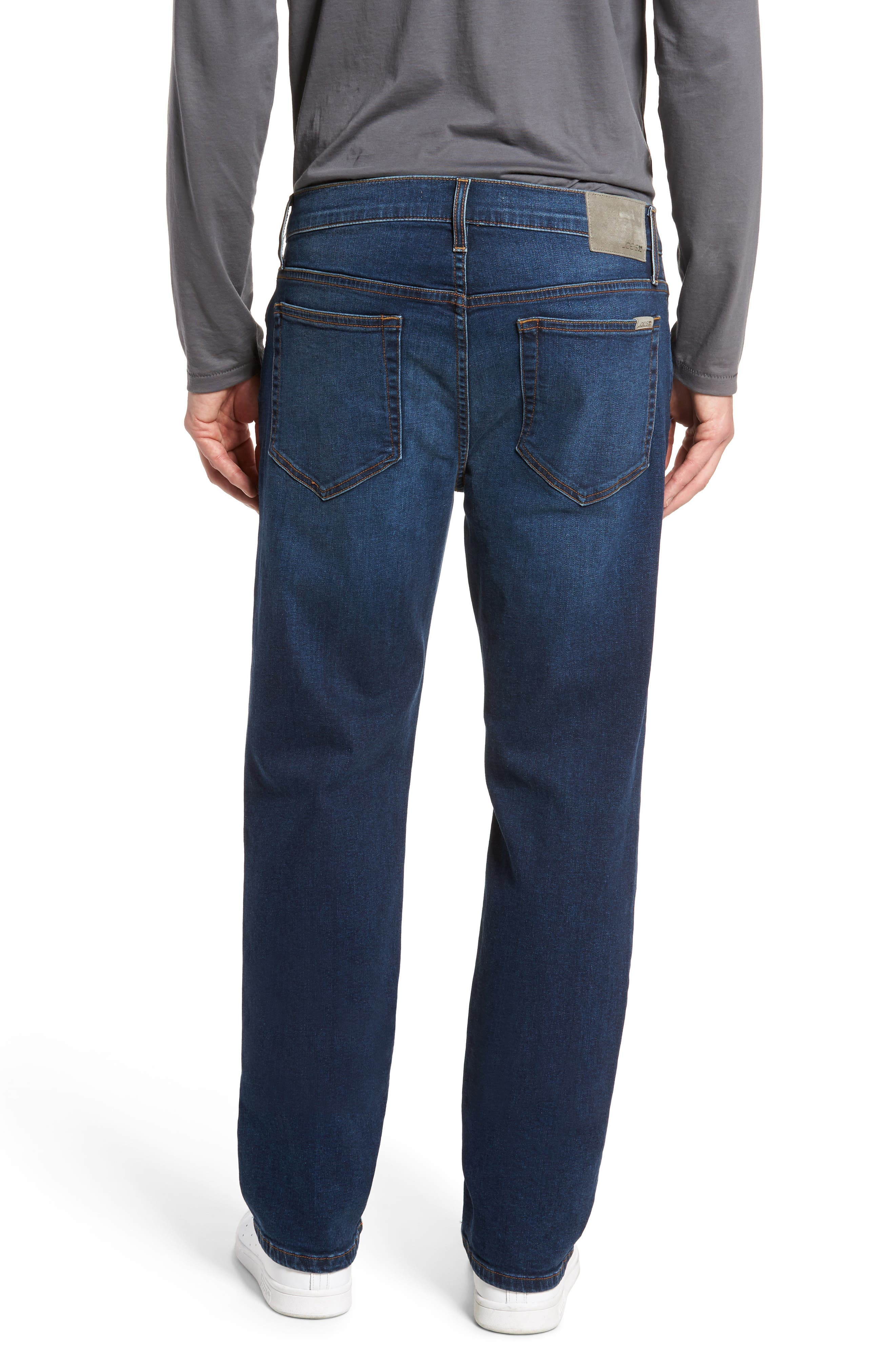 Brixton Slim Straight Leg Jeans,                             Alternate thumbnail 2, color,                             Line