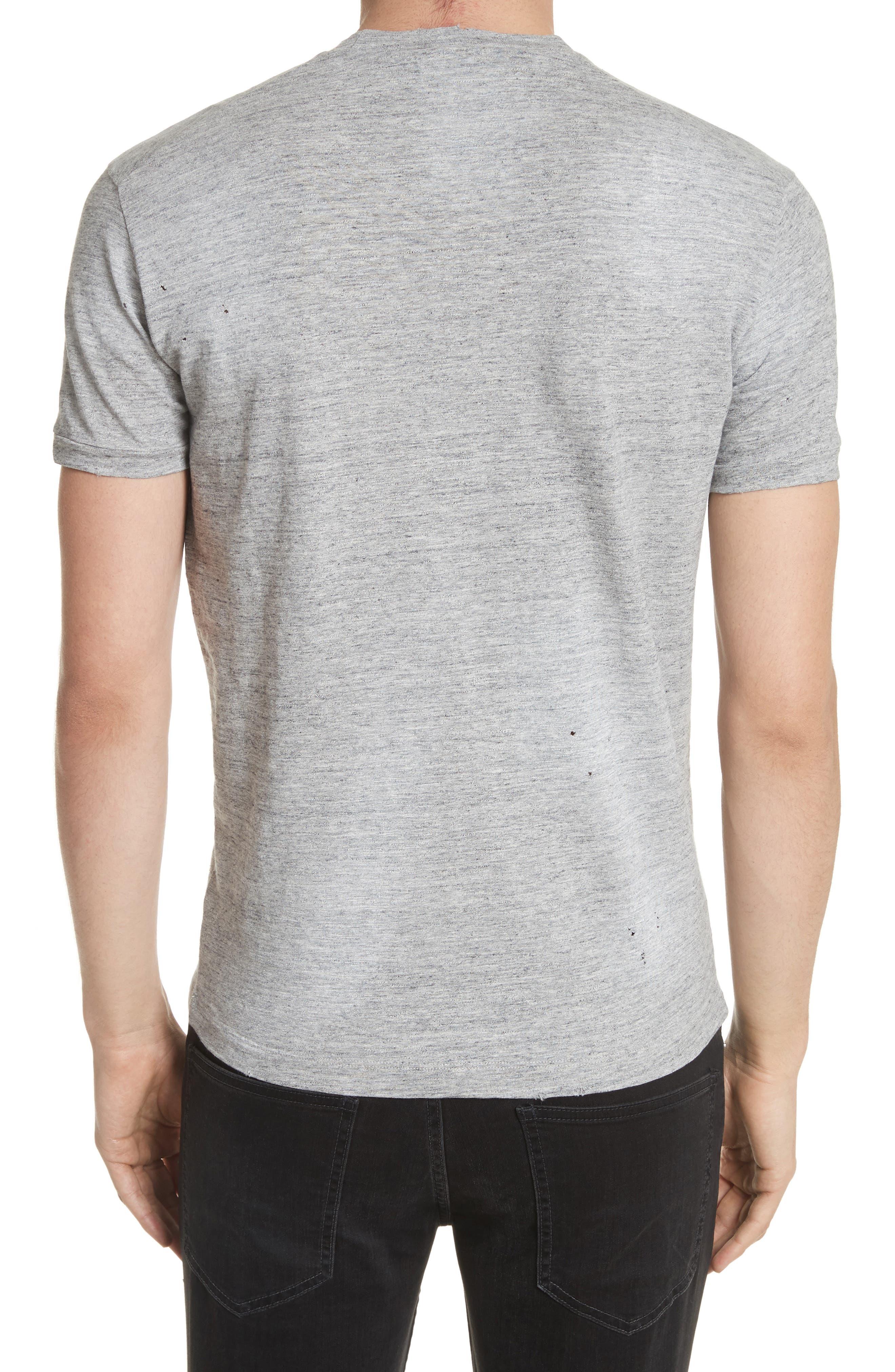 Alternate Image 2  - Dsquared2 Logo T-Shirt
