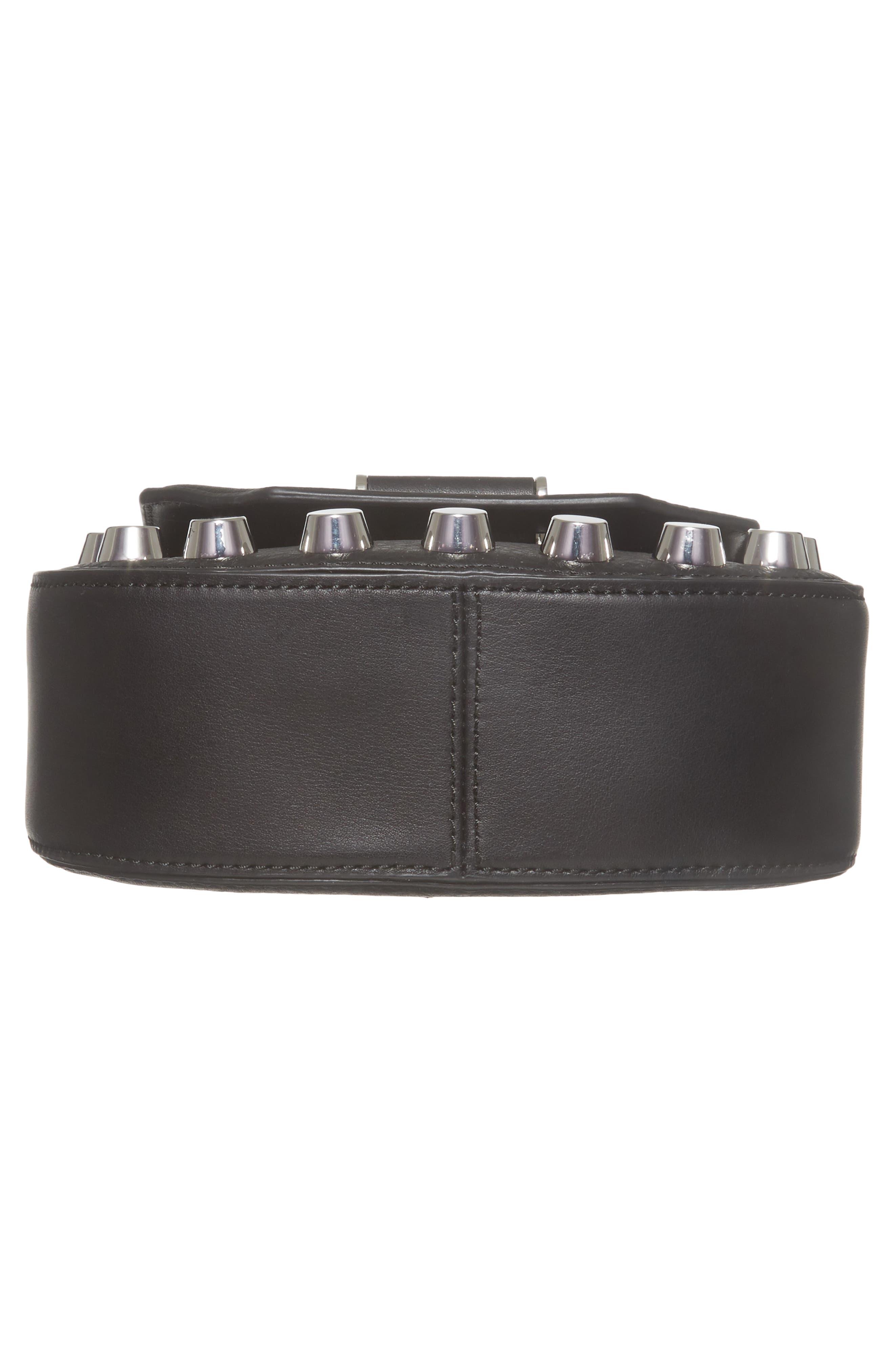 Alternate Image 6  - Mackage Wilma Studded Leather Crossbody Bag