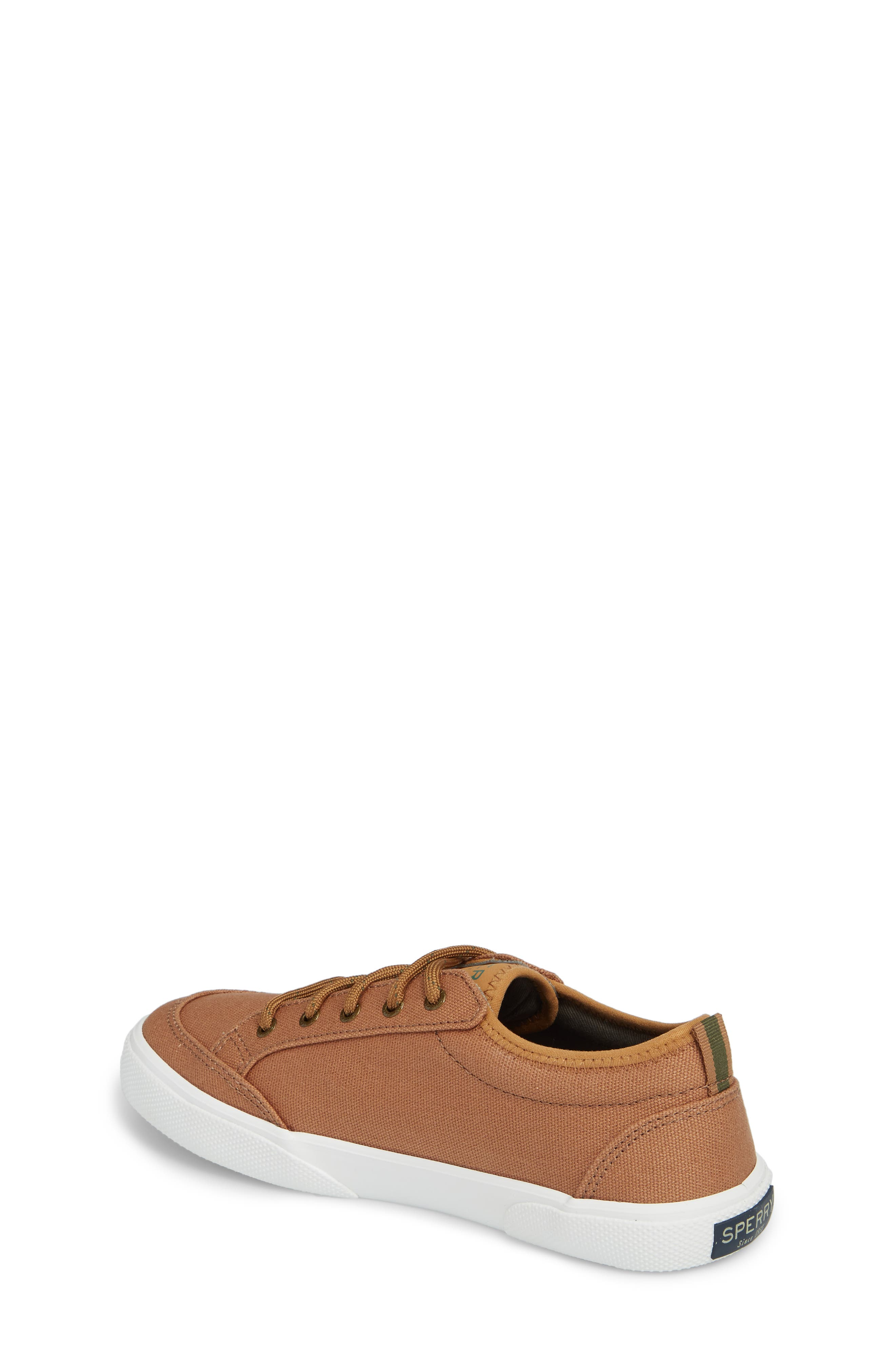 Sperry Deckfin Sneaker,                             Alternate thumbnail 2, color,                             Caramel