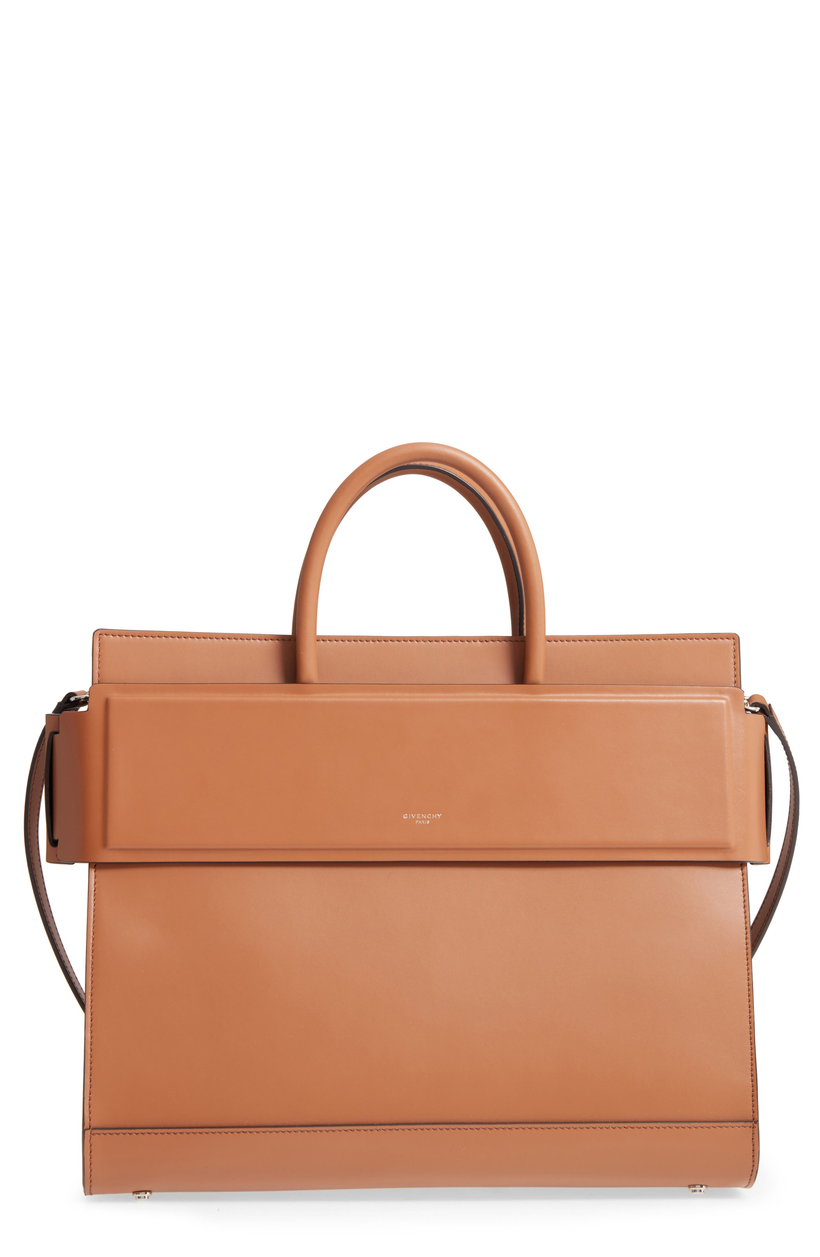 Main Image - Givenchy Horizon Calfskin Leather Tote