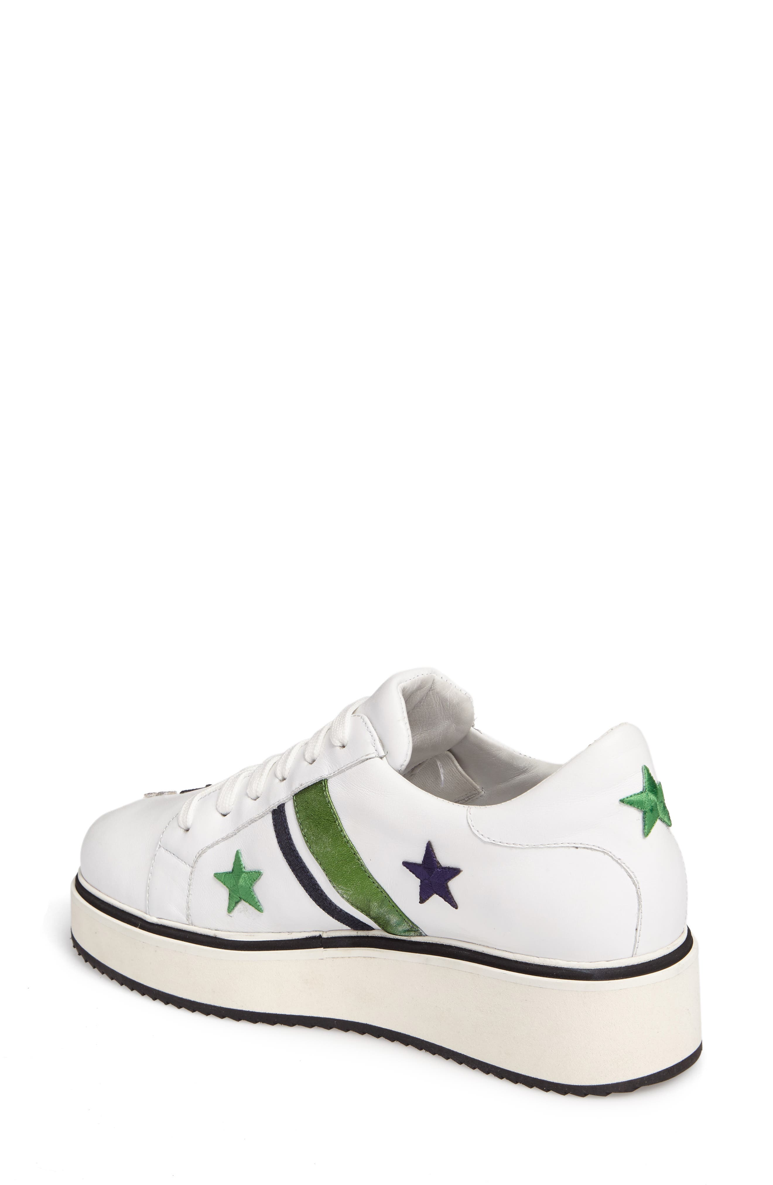 Alternate Image 2  - Veronica Beard Emmerson Embellished Sneaker (Women)