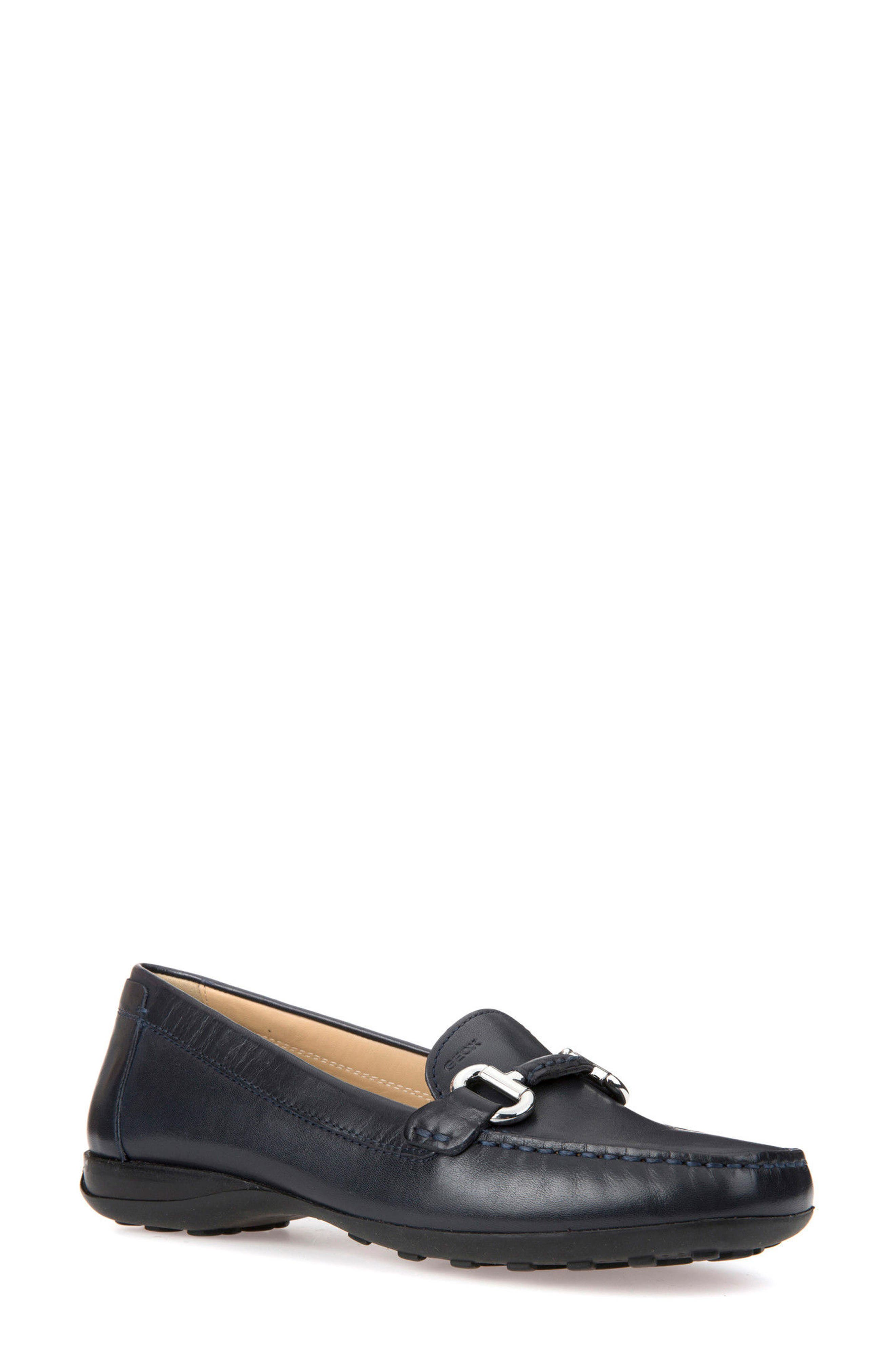 Main Image - Geox Euro 67 Loafer (Women)
