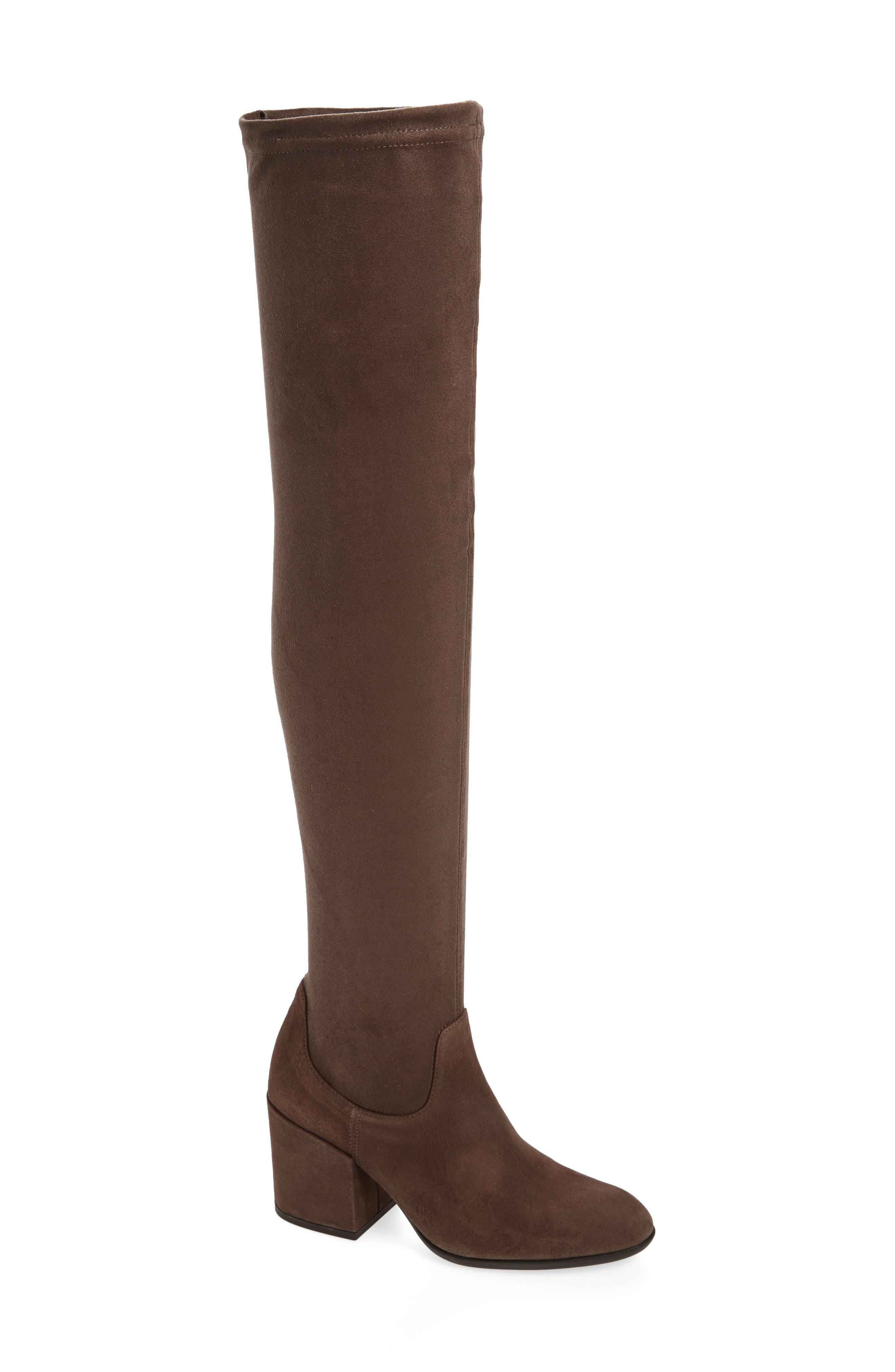 Alternate Image 1 Selected - Sesto Meucci Verve Over the Knee Boot (Women)
