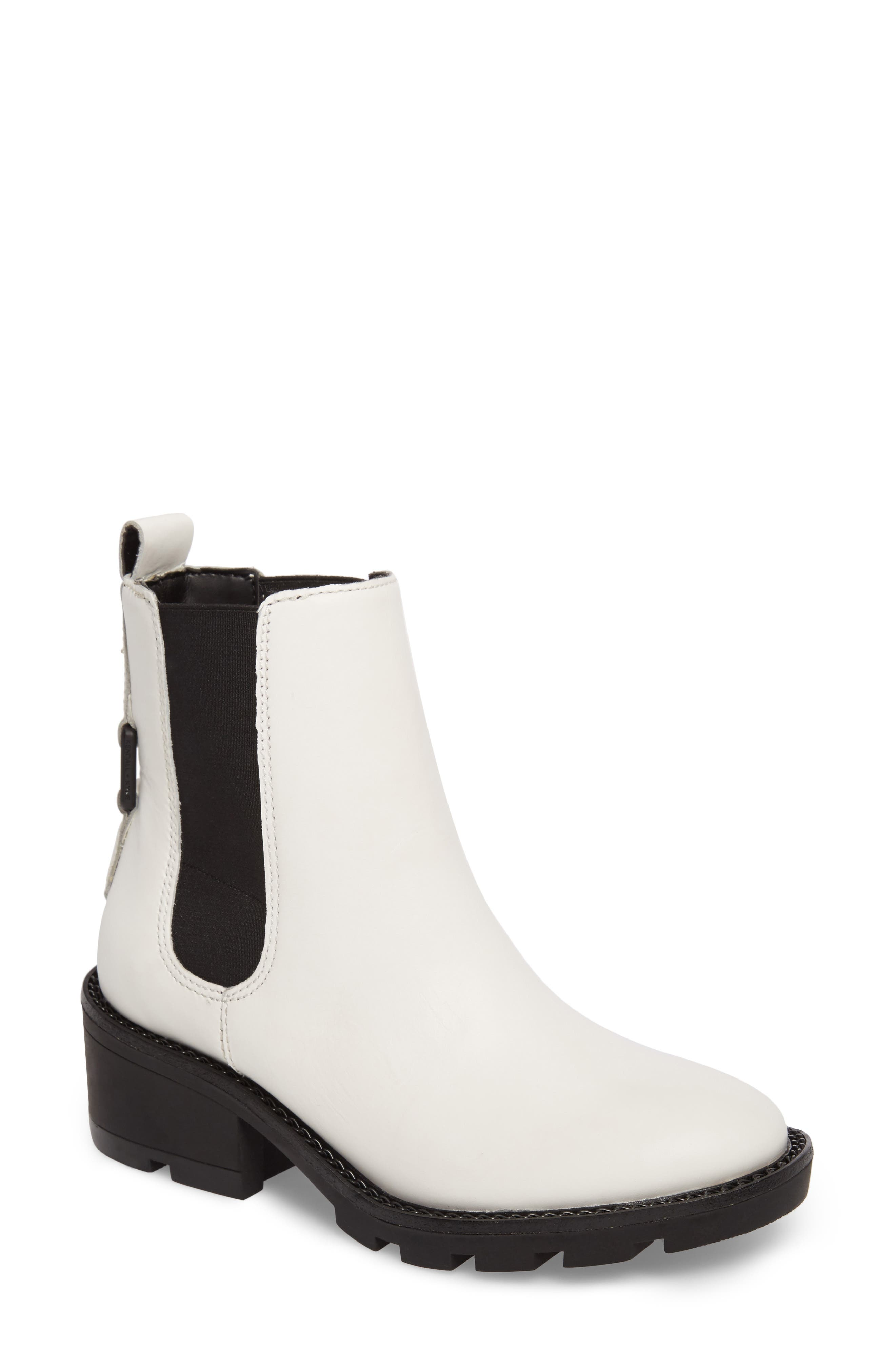 KENDALL + KYLIE Porter Lug Chelsea Bootie (Women)