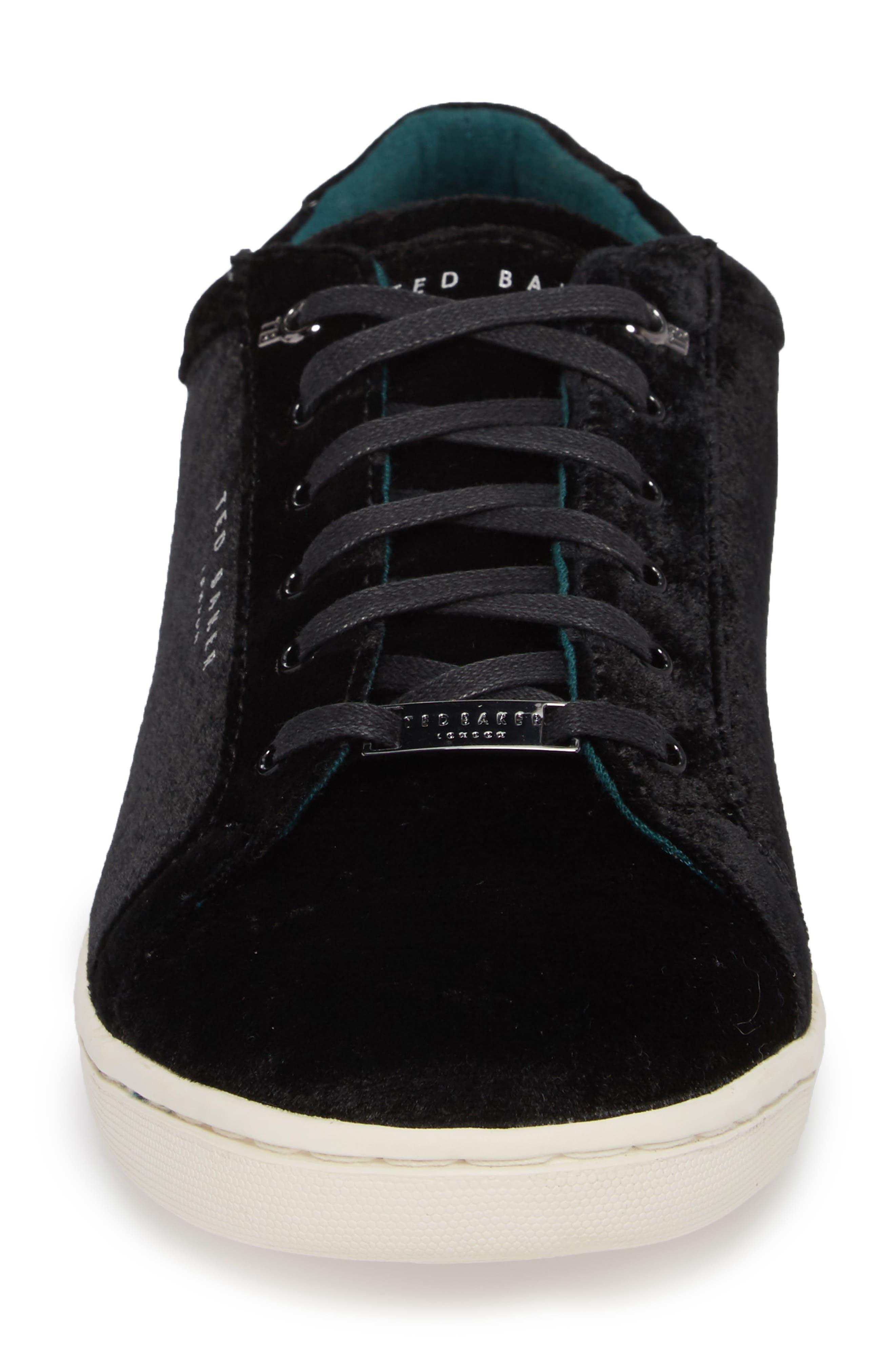 Lambrt Sneaker,                             Alternate thumbnail 4, color,                             Black