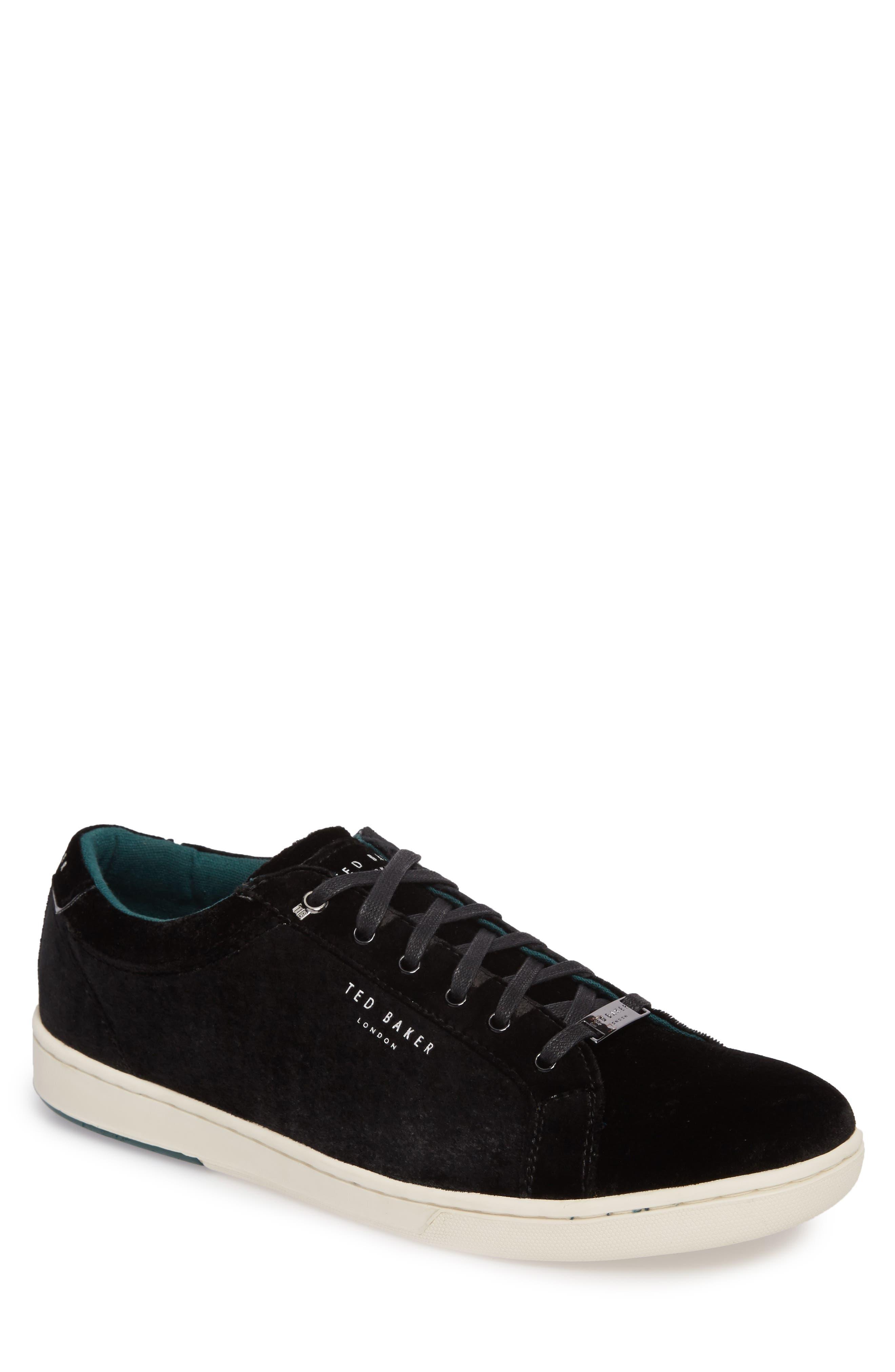 Lambrt Sneaker,                             Main thumbnail 1, color,                             Black