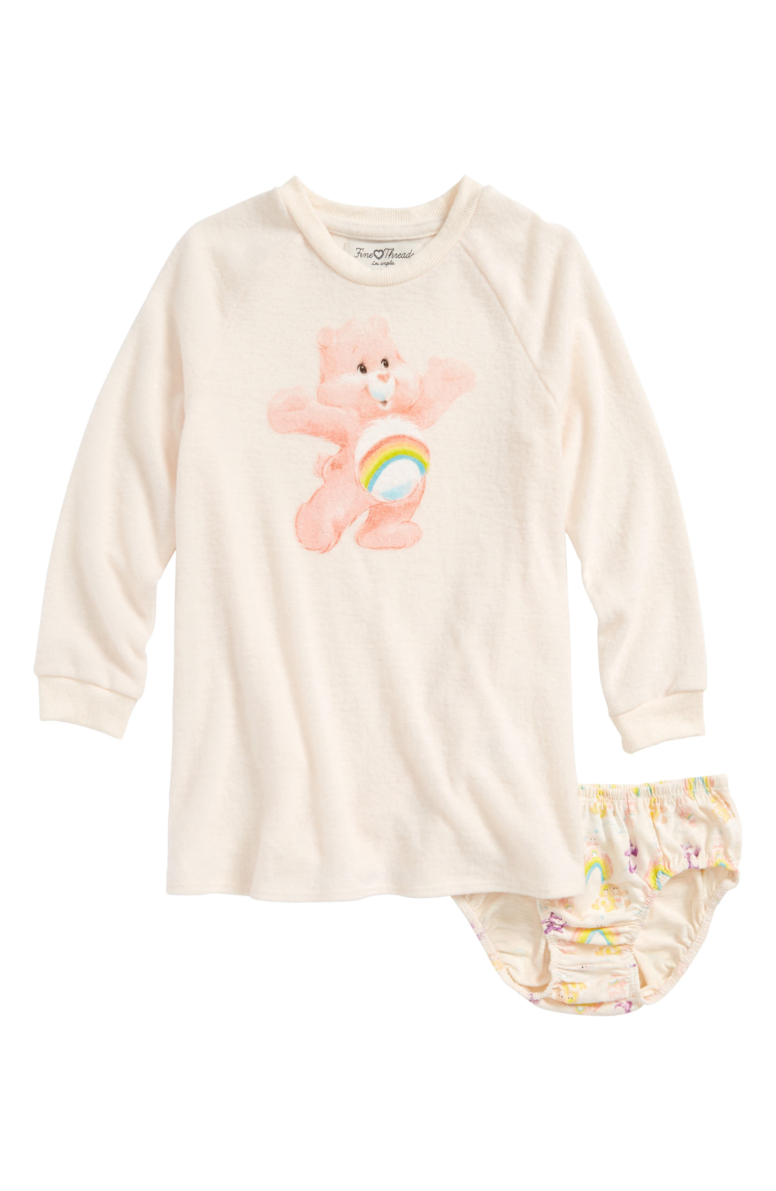 Care Bears™ by Fine Threads Cheer Bear Dress (Baby Girls)