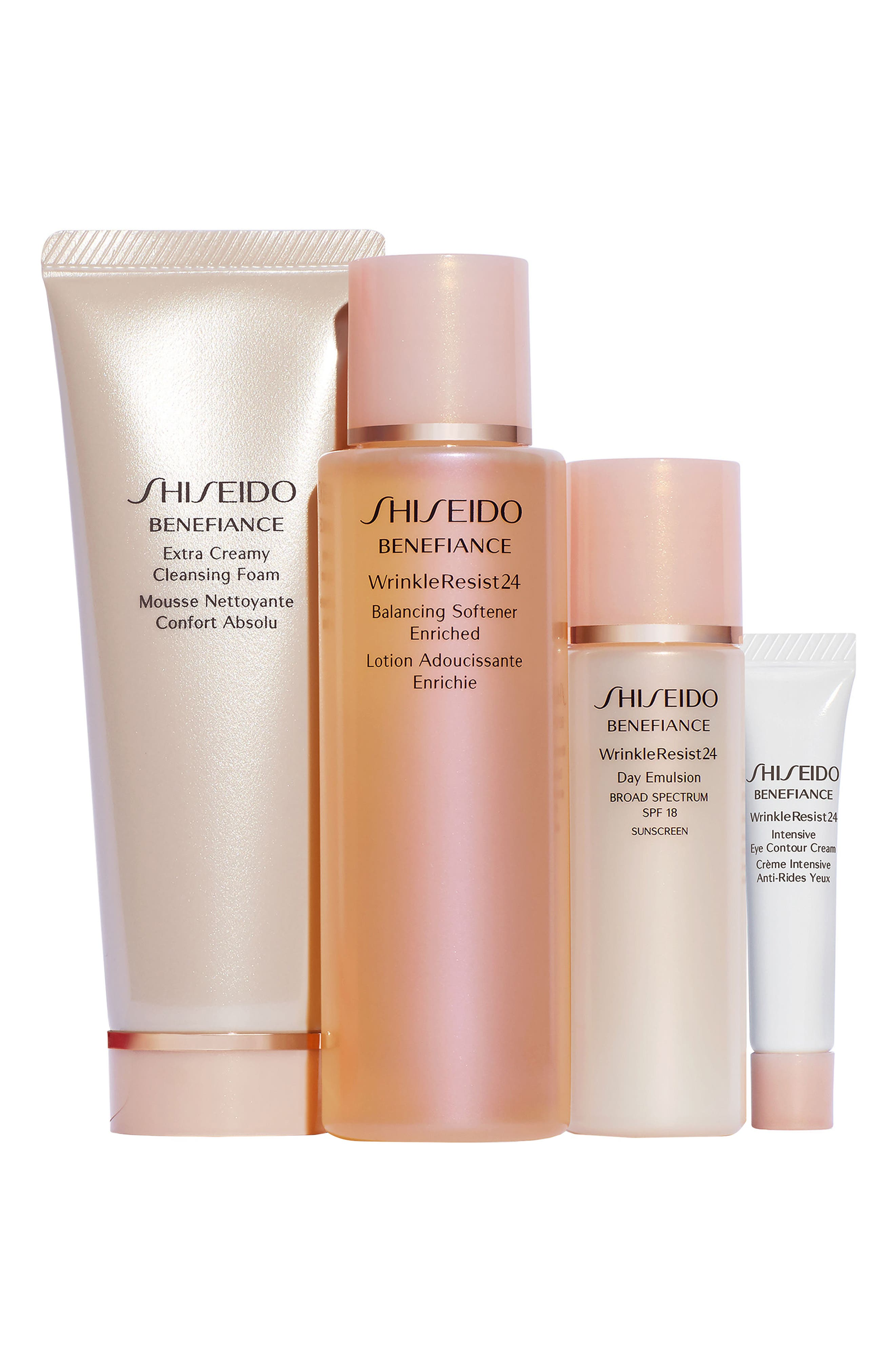 All Shiseido