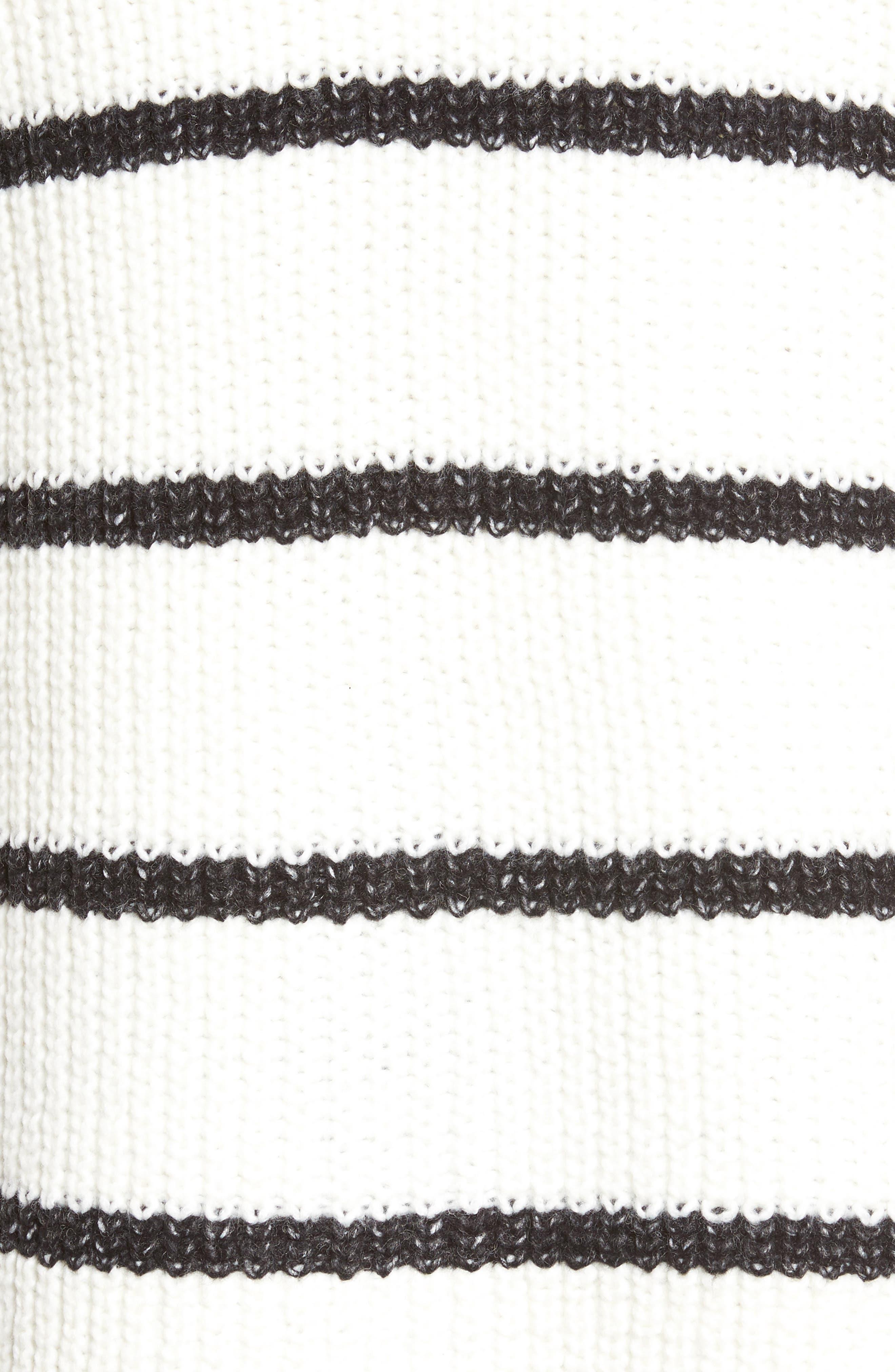 Alternate Image 5  - Press Oversized Notch Collar Cardigan