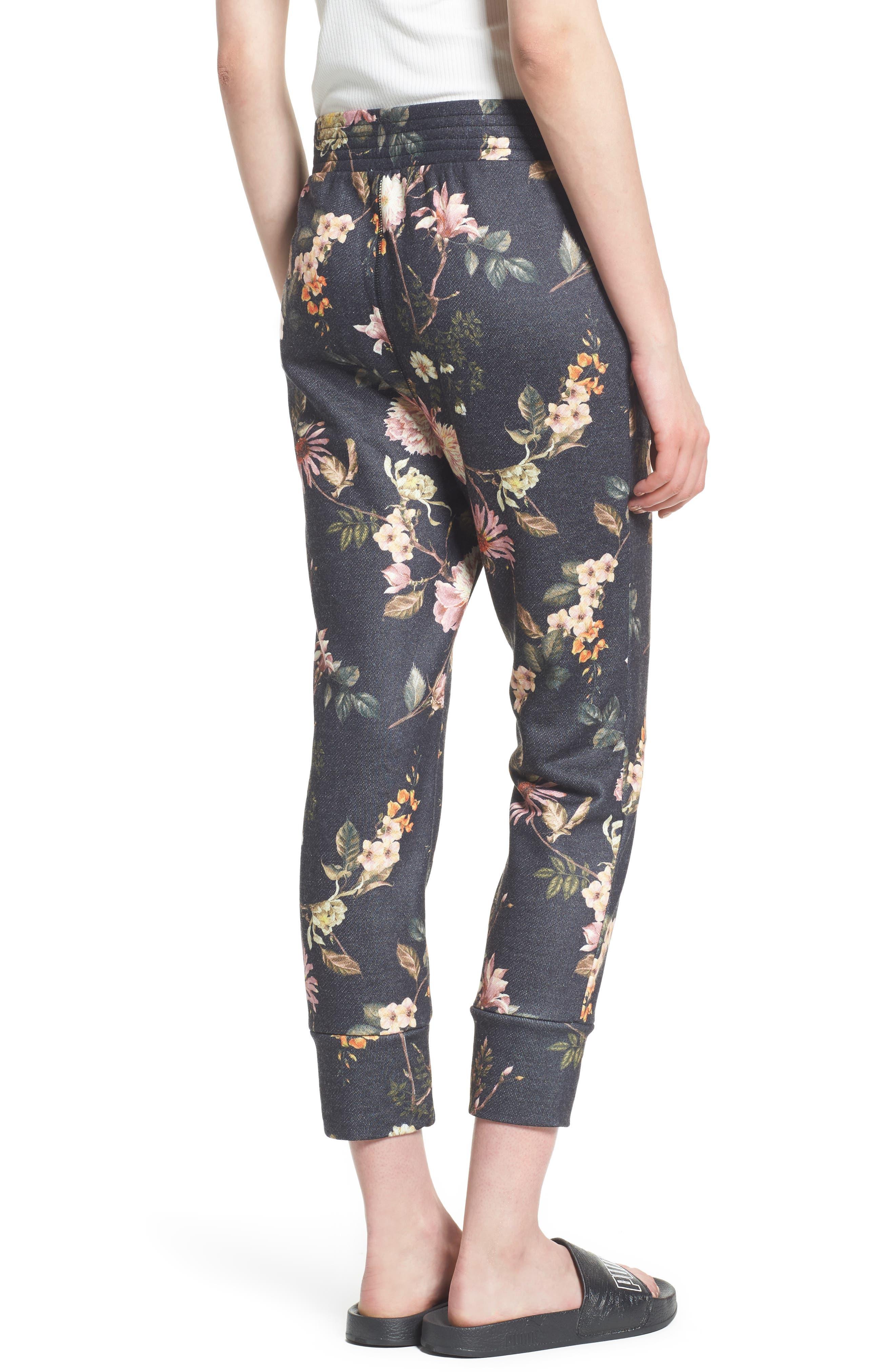 Alternate Image 2  - AFRM Lace-Up Jogger Pants