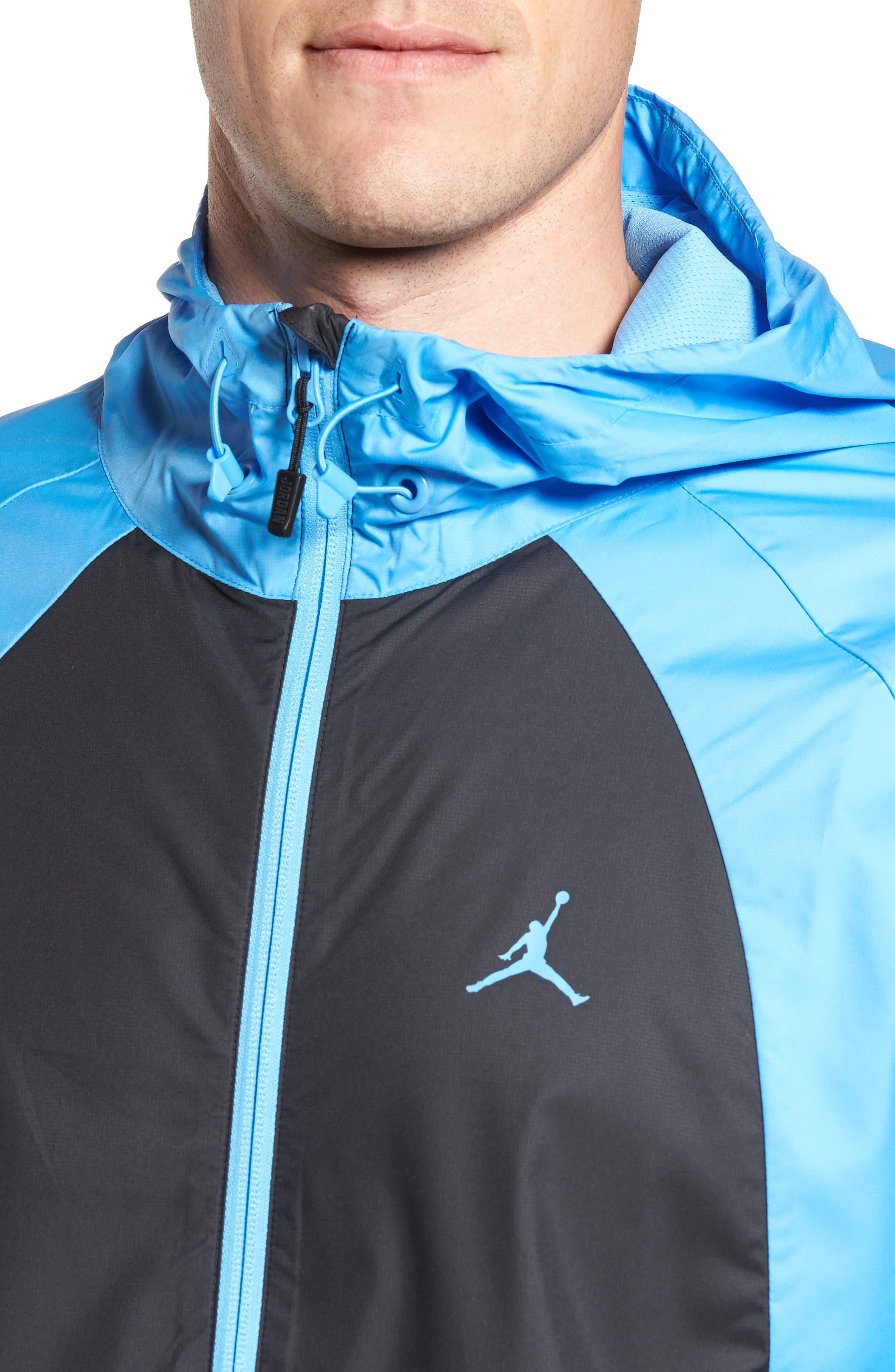 Alternate Image 4  - Nike Jordan Sportswear Wings Windbreaker Jacket