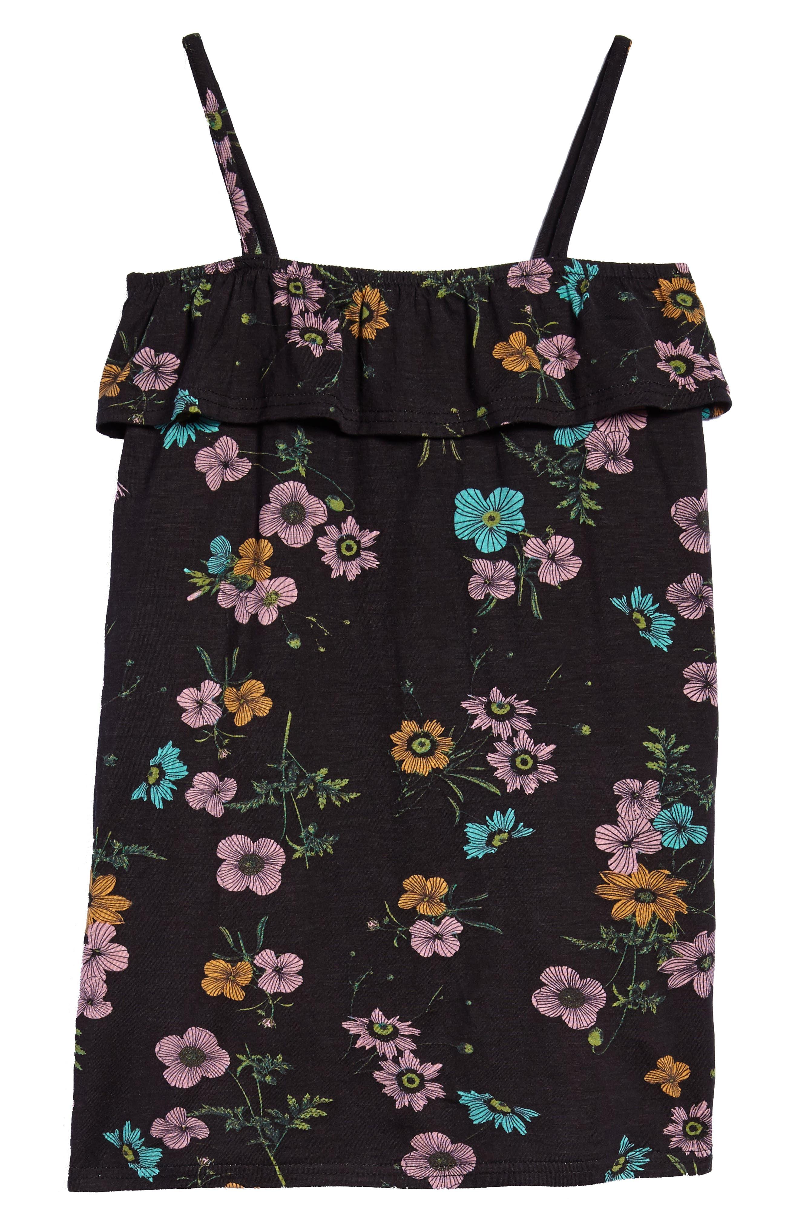 O'Neill Irene Knit Tank Dress (Toddler Girls & Little Girls)