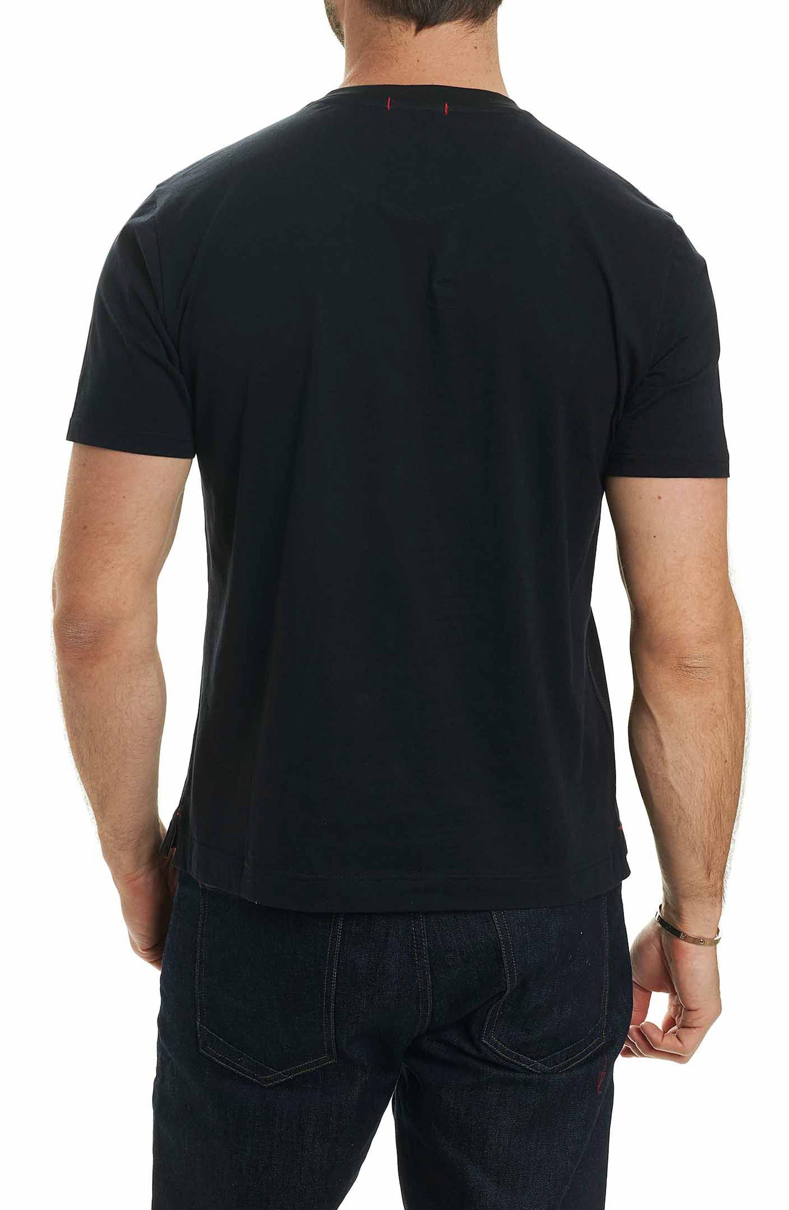 NY Original Graphic T-Shirt,                             Alternate thumbnail 2, color,                             Black