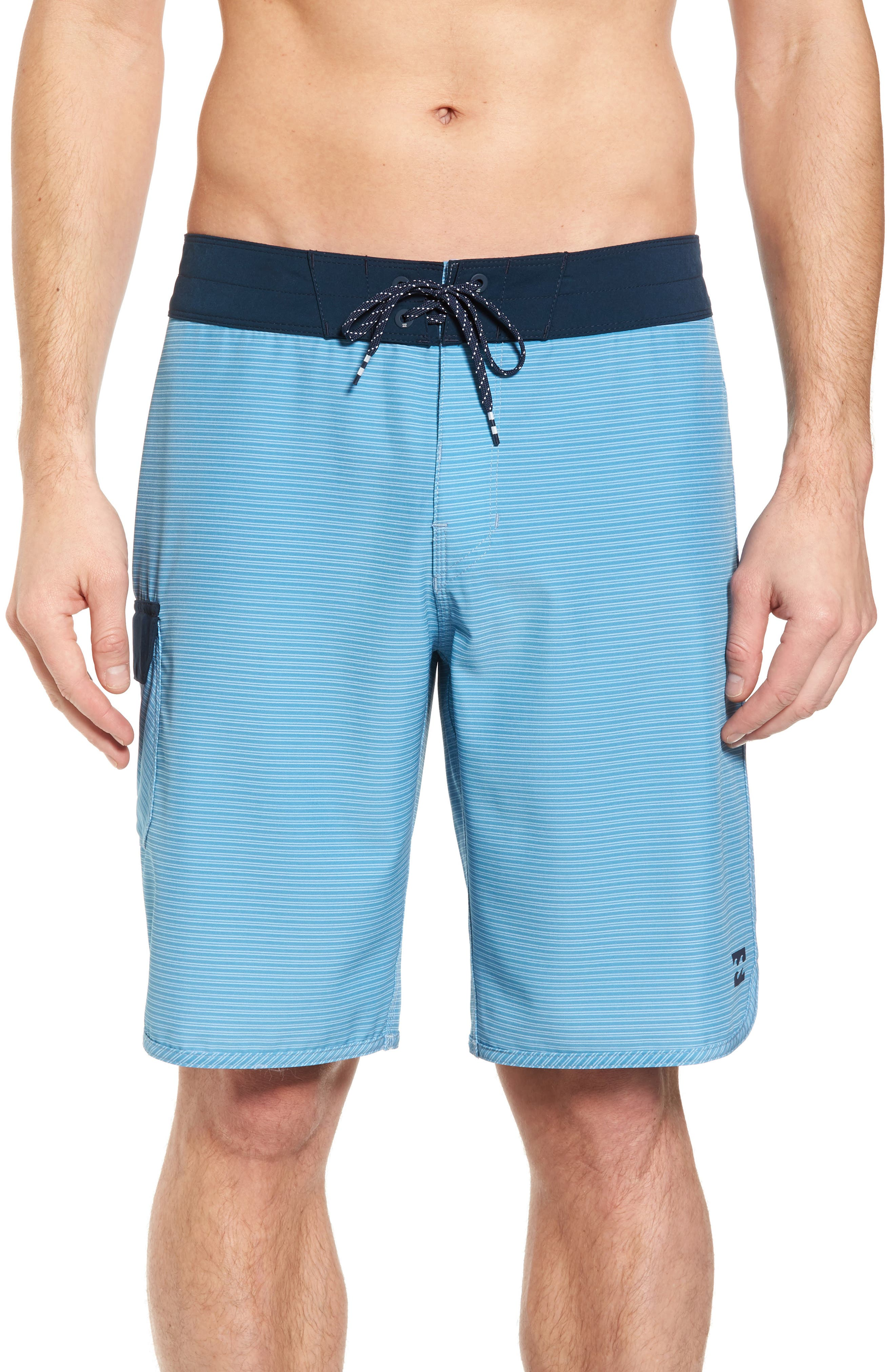 Alternate Image 1 Selected - Billabong 73 X Board Shorts