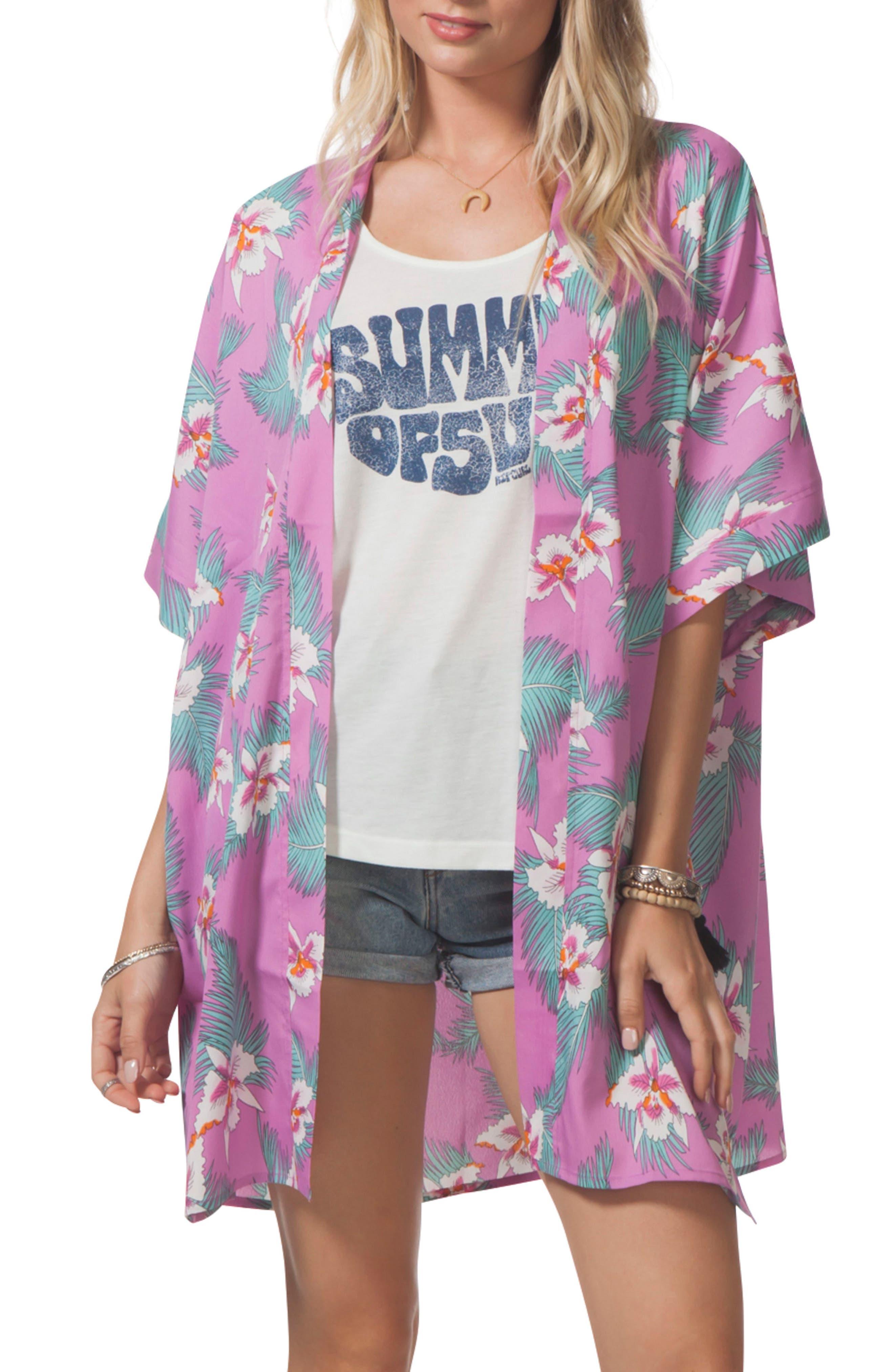 Rip Curl Hot Shot Kimono