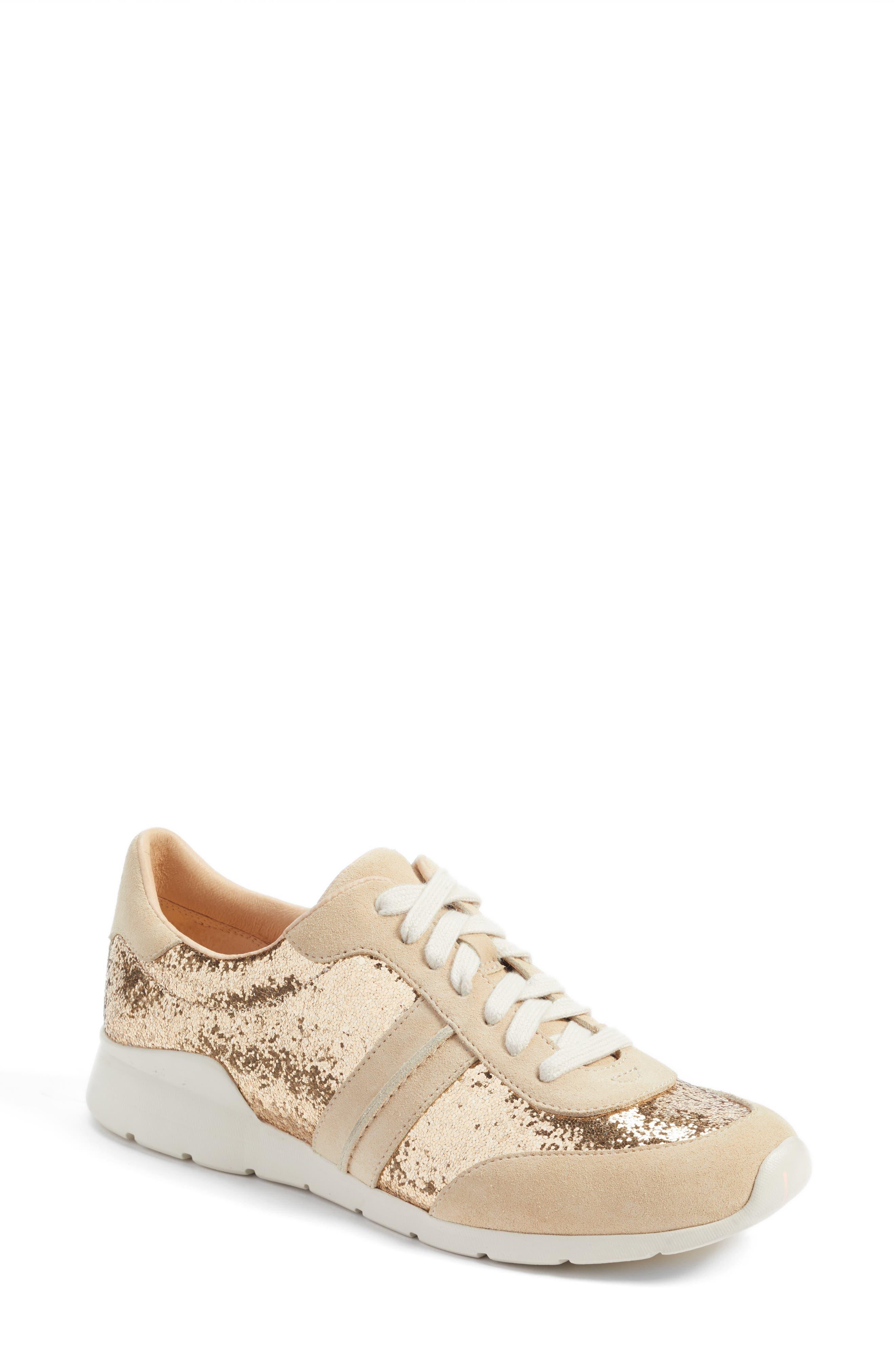 Main Image - UGG® Jaida Glitter Sneaker (Women)