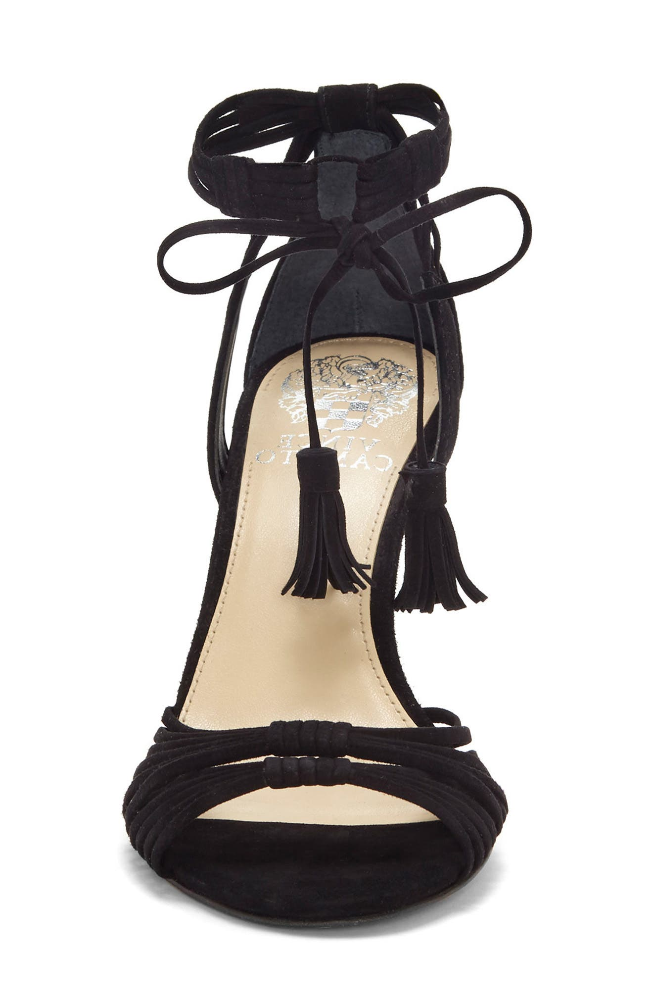 Alternate Image 4  - Vince Camuto Stellima Tassel Sandal (Women)
