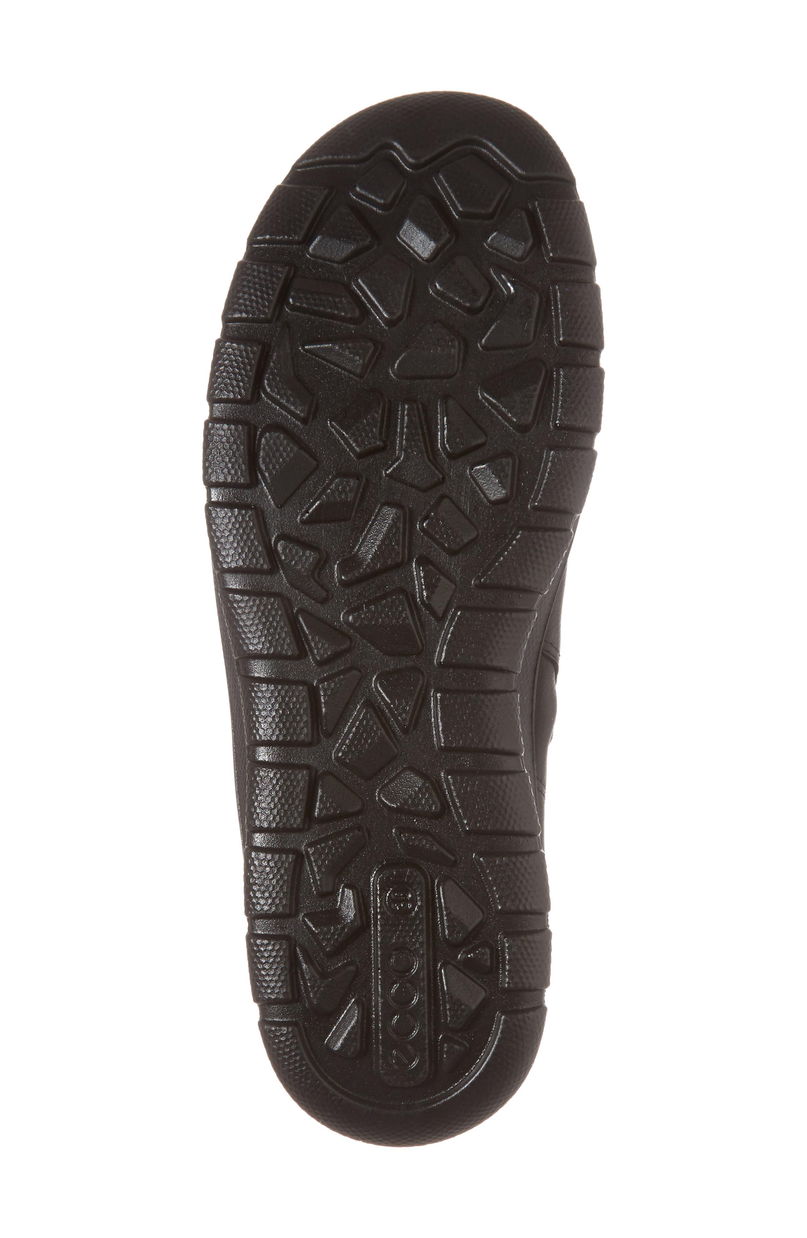Babett Gore-Tex<sup>®</sup> Bootie,                             Alternate thumbnail 6, color,                             Black Leather