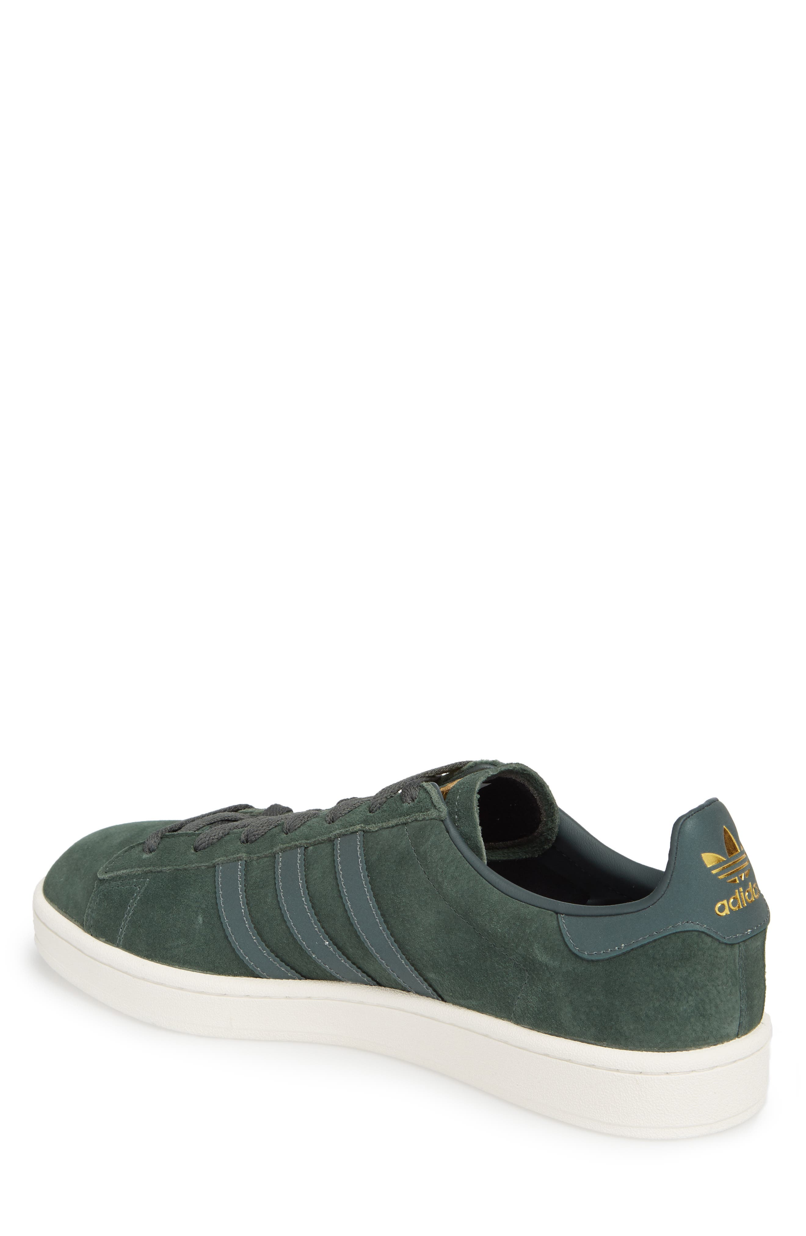 Campus Sneaker,                             Alternate thumbnail 2, color,                             Utility Ivy/ Reflective/ Gold